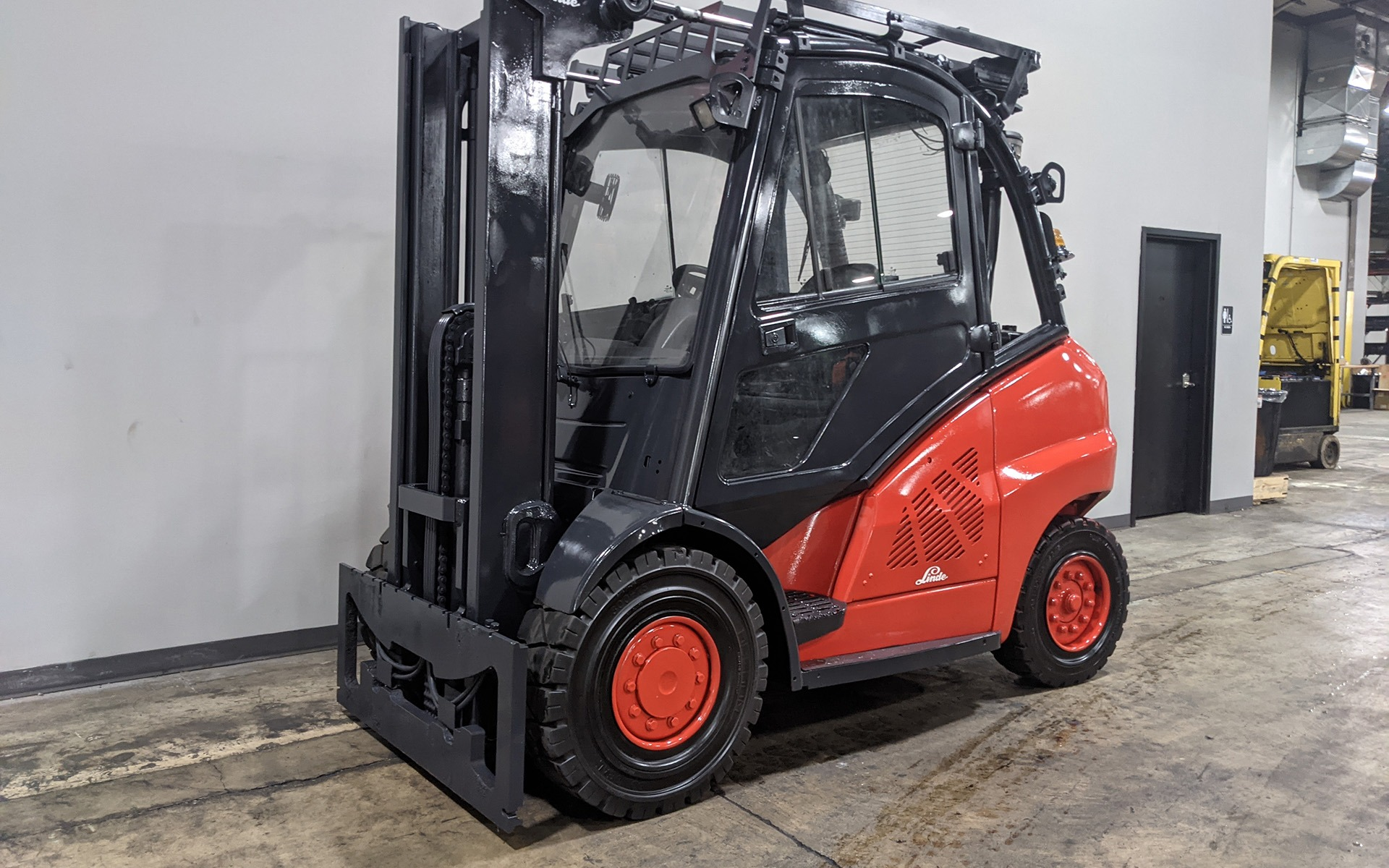Used 2012 LINDE H45D  | Cary, IL