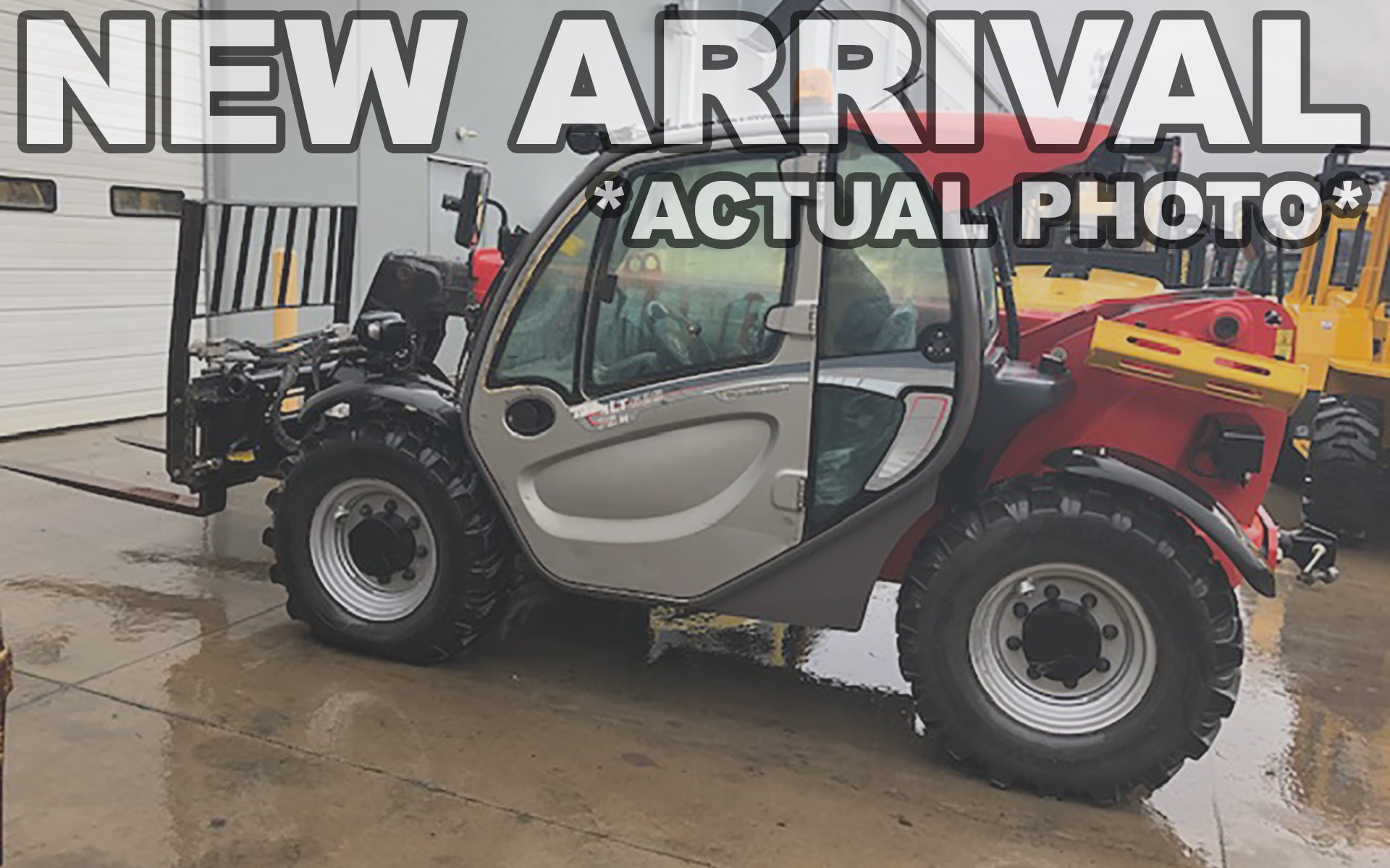 Used 2014 MANITOU MLT625-75H  | Cary, IL