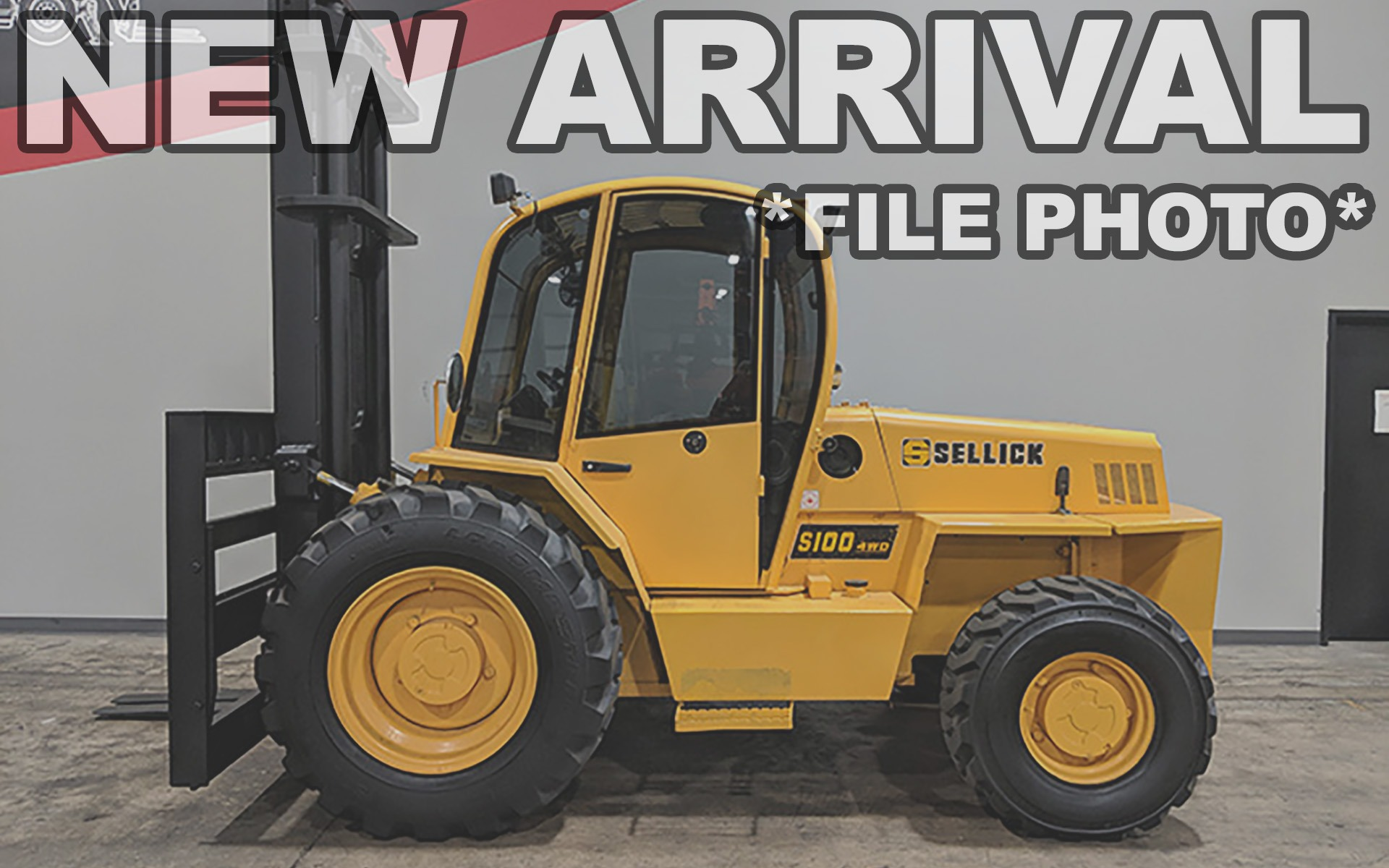 Used 2012 SELLICK S100J3-4    Cary, IL