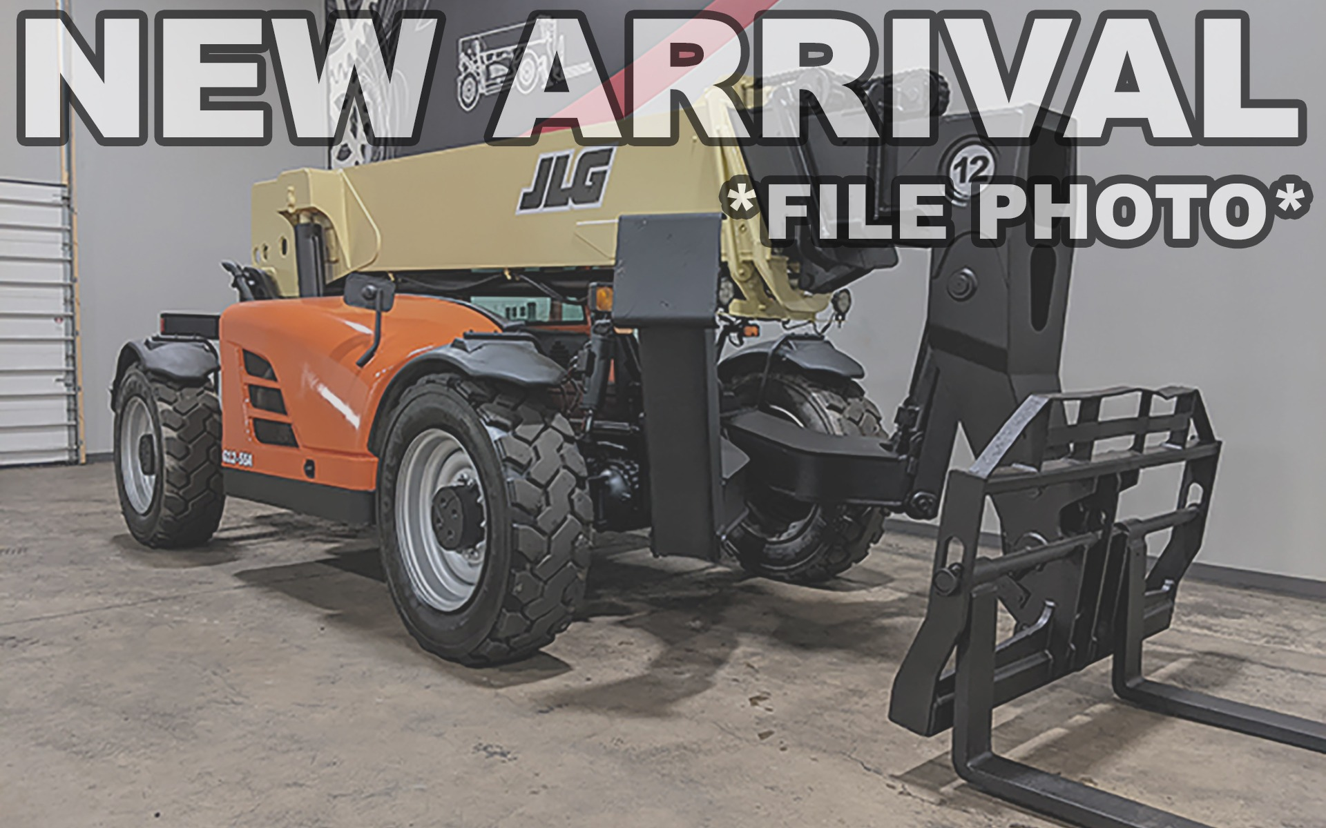 Used 2012 JLG G12-55A  | Cary, IL