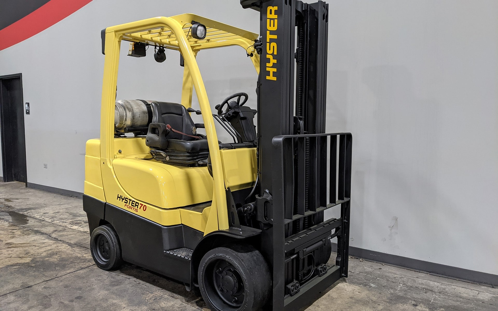 Used 2013 HYSTER S70FT  | Cary, IL