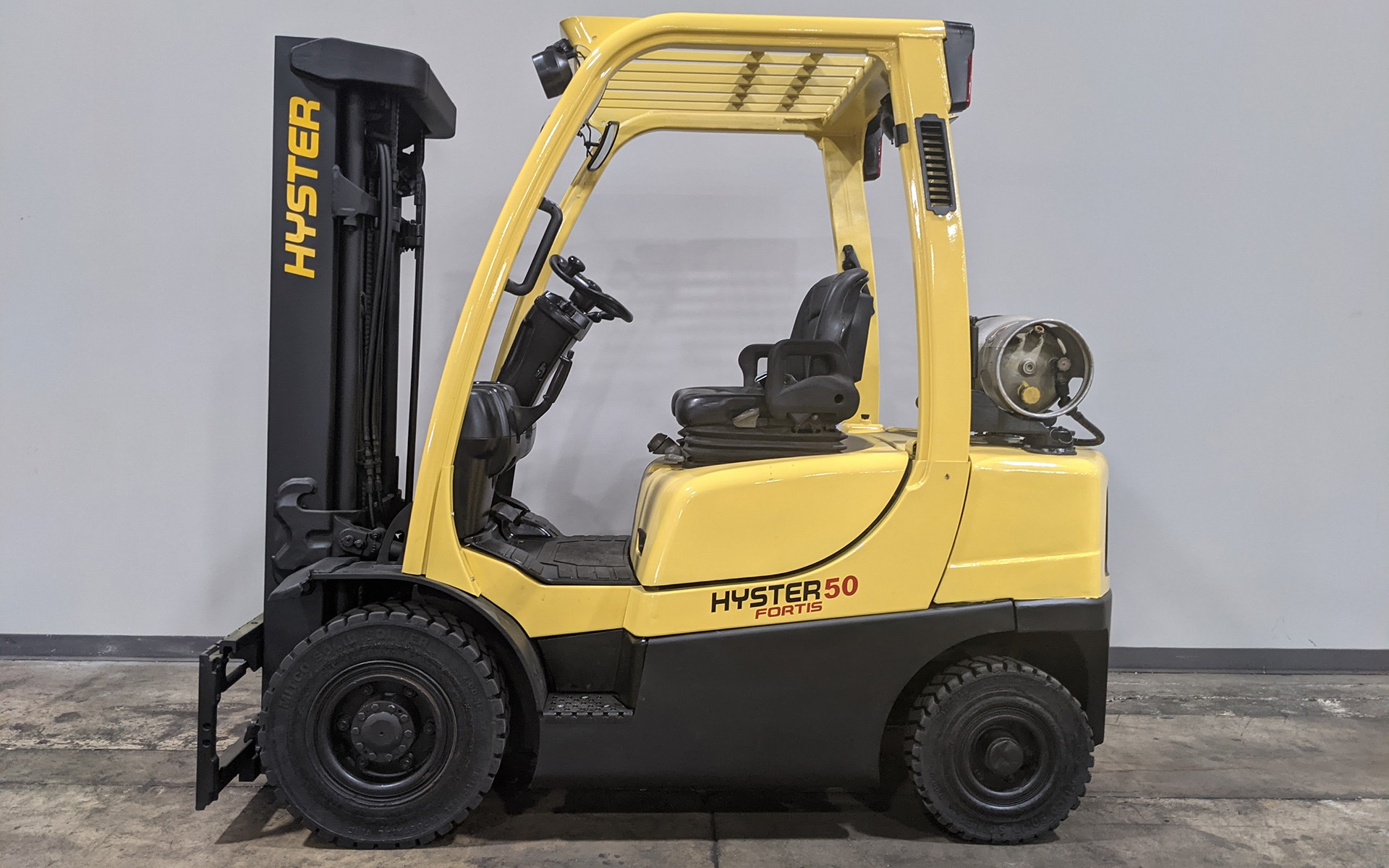 Used 2012 HYSTER H50FT  | Cary, IL