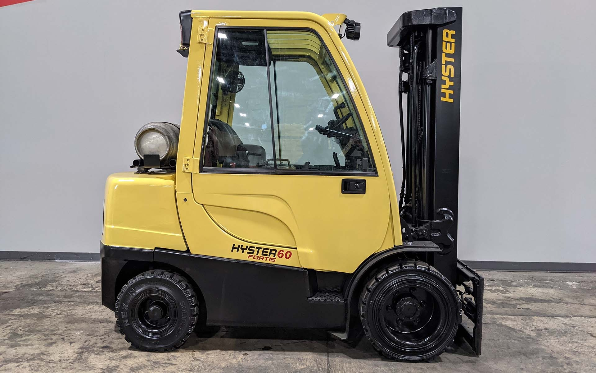 Used 2016 HYSTER H60FT  | Cary, IL