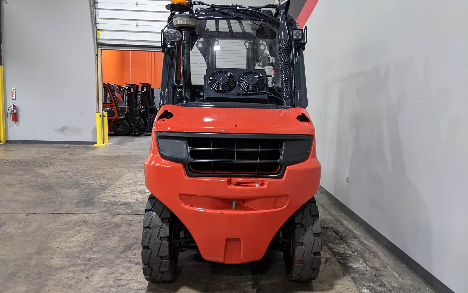Used 2012 LINDE H50D  | Cary, IL