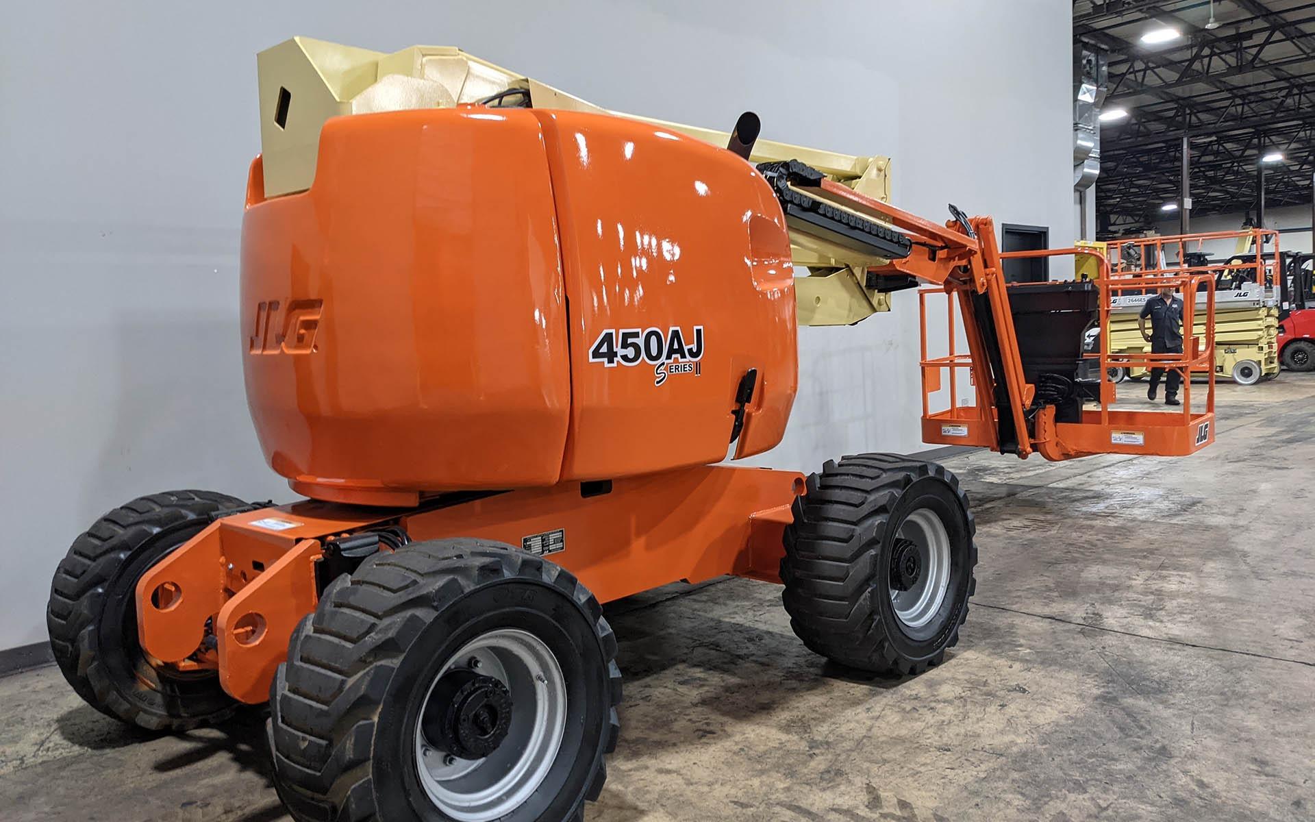 Used 2011 JLG 450AJ    Cary, IL
