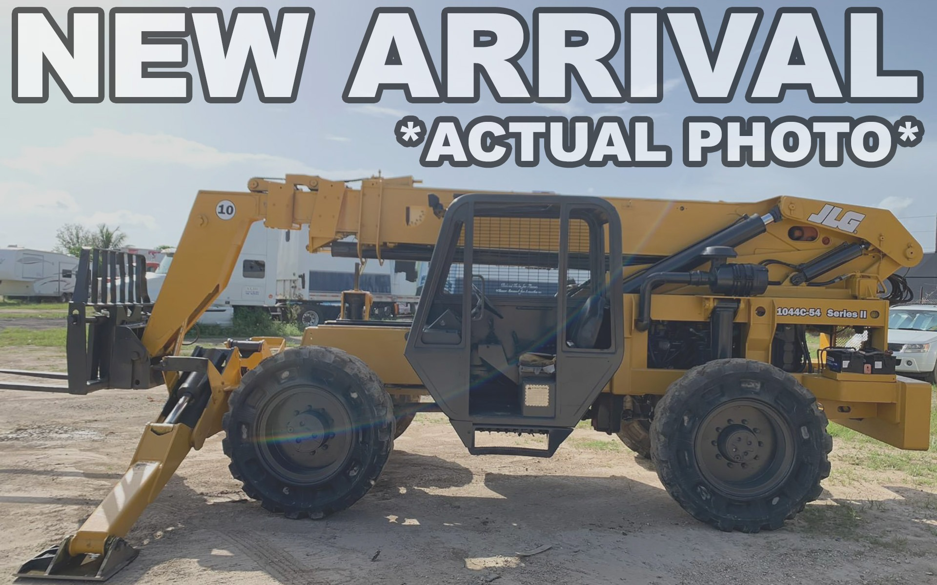Used 2007 LULL 1044C-54    Cary, IL