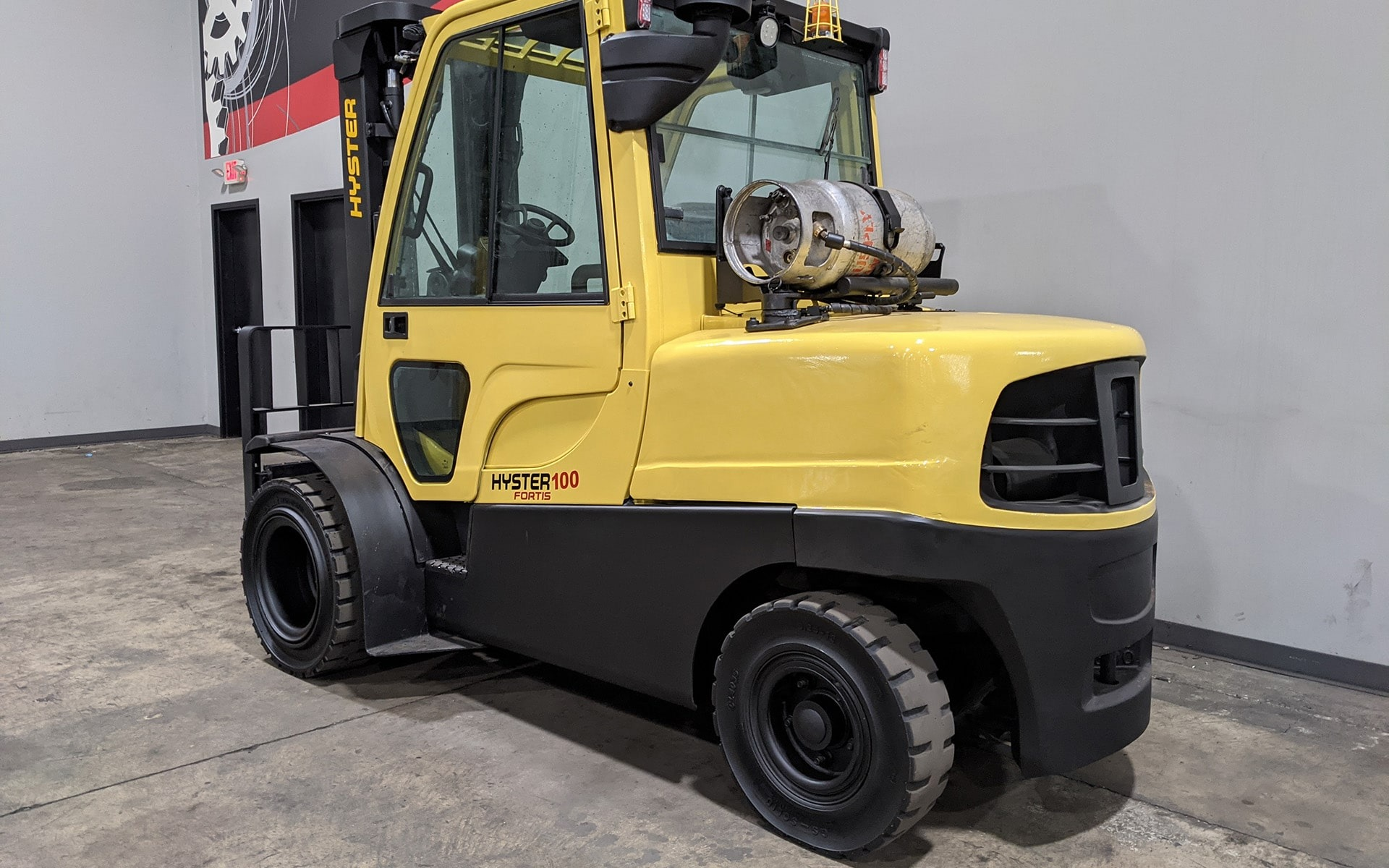 Used 2017 HYSTER H100FT    Cary, IL