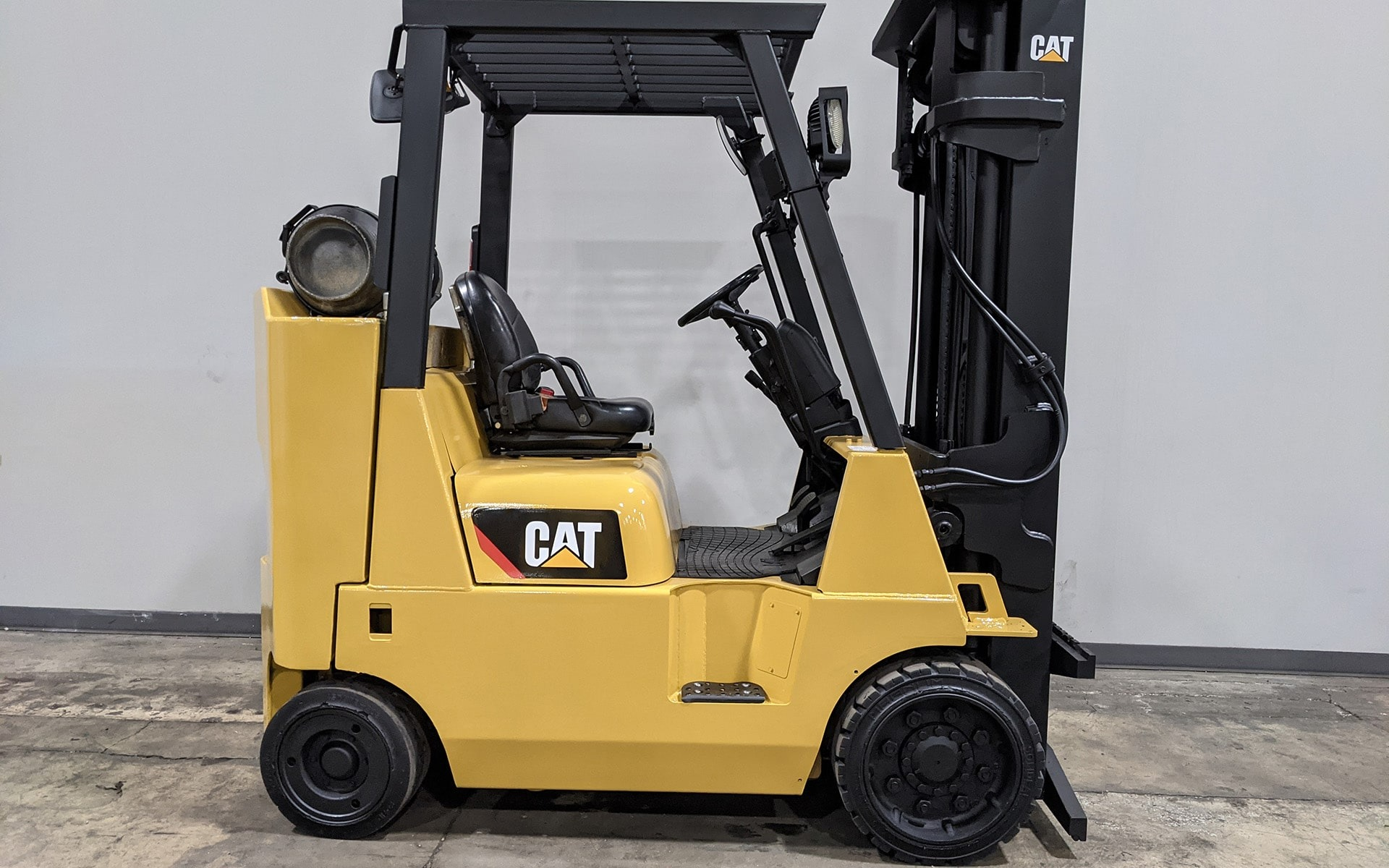 Used 2009 CATERPILLAR GC40K-STR  | Cary, IL
