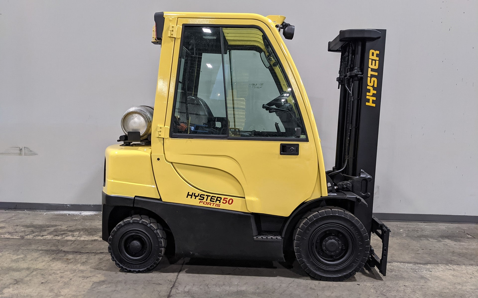 Used 2013 HYSTER H50FT  | Cary, IL
