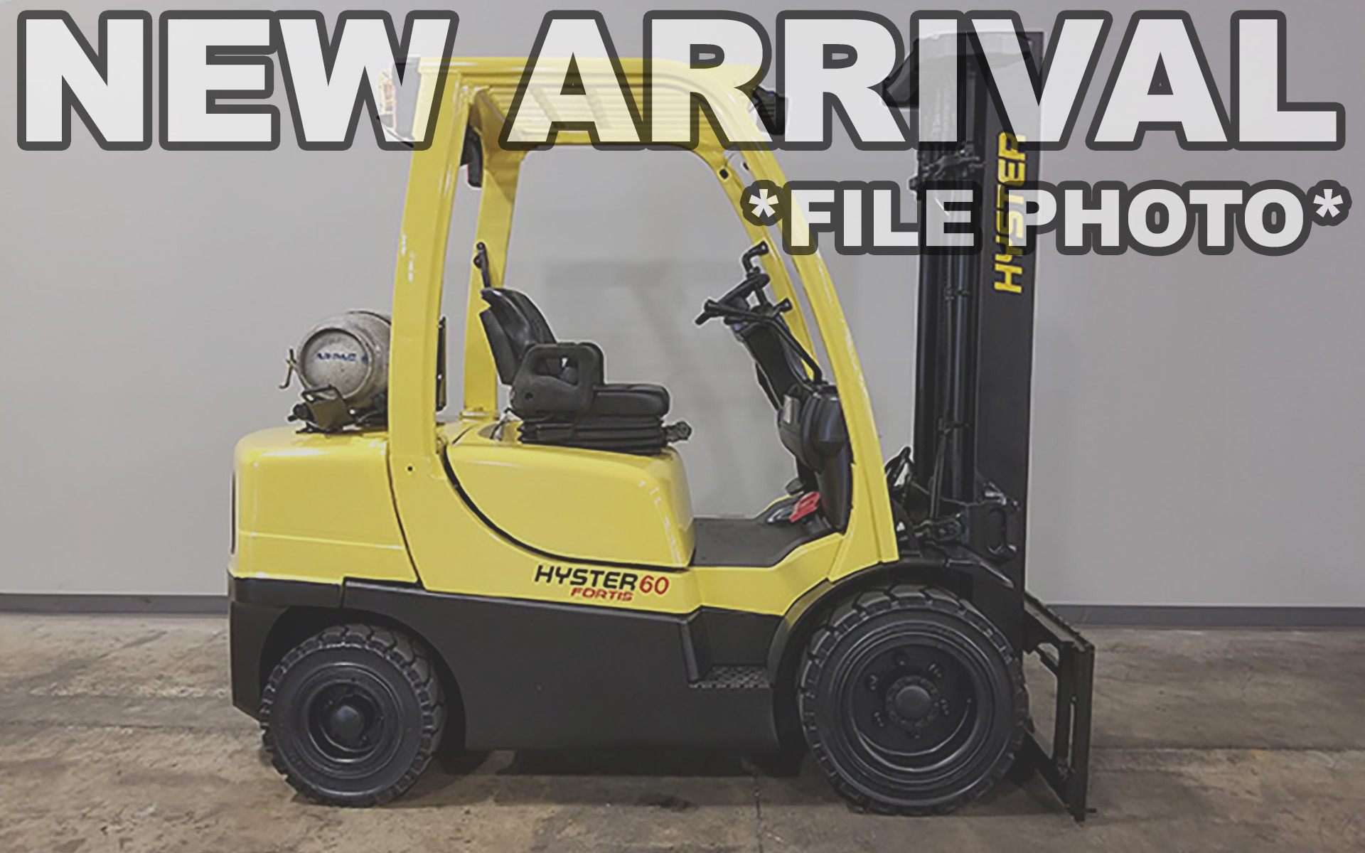 Used 2011 HYSTER H60FT    Cary, IL