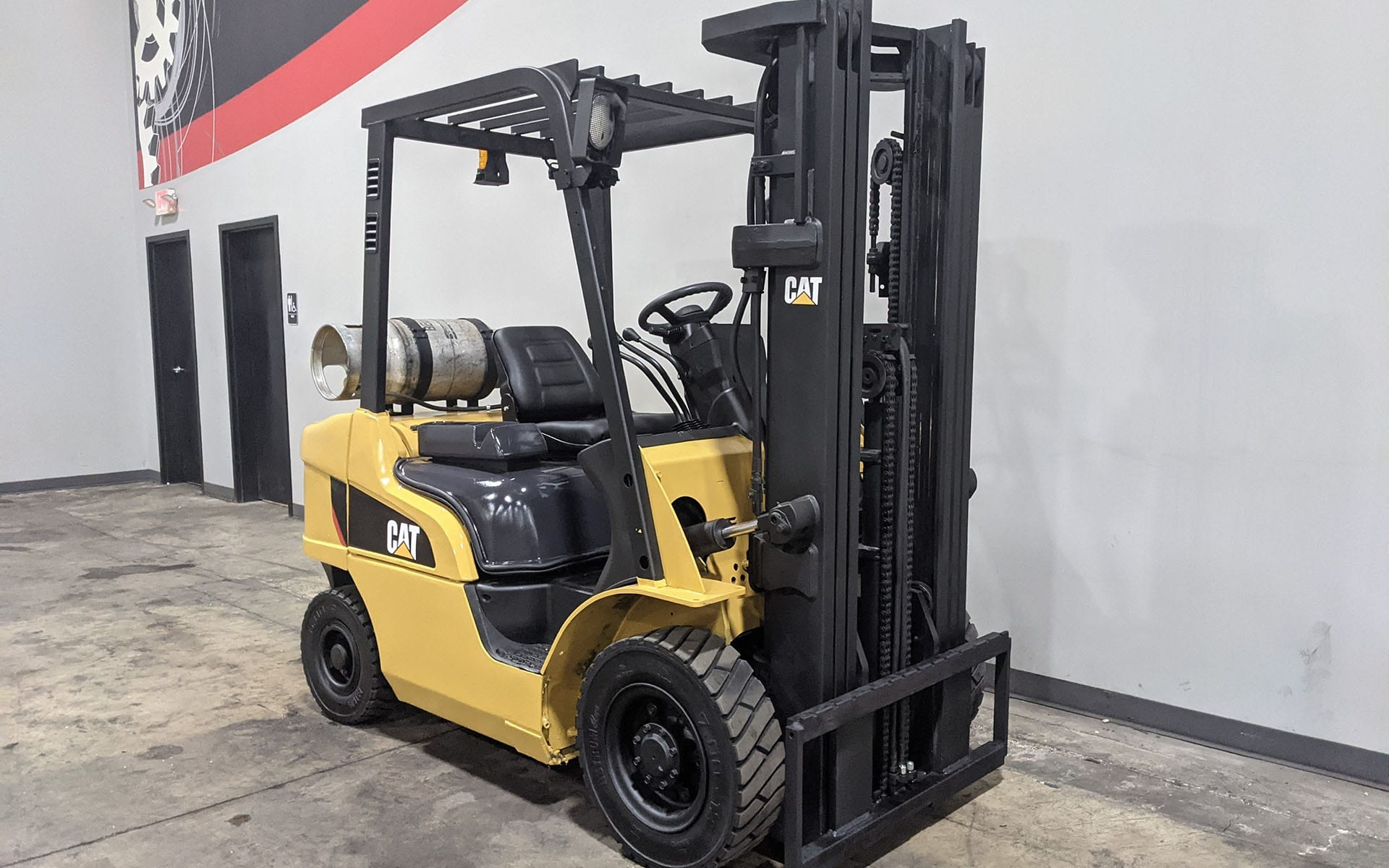 Used 2016 CATERPILLAR GP25N  | Cary, IL