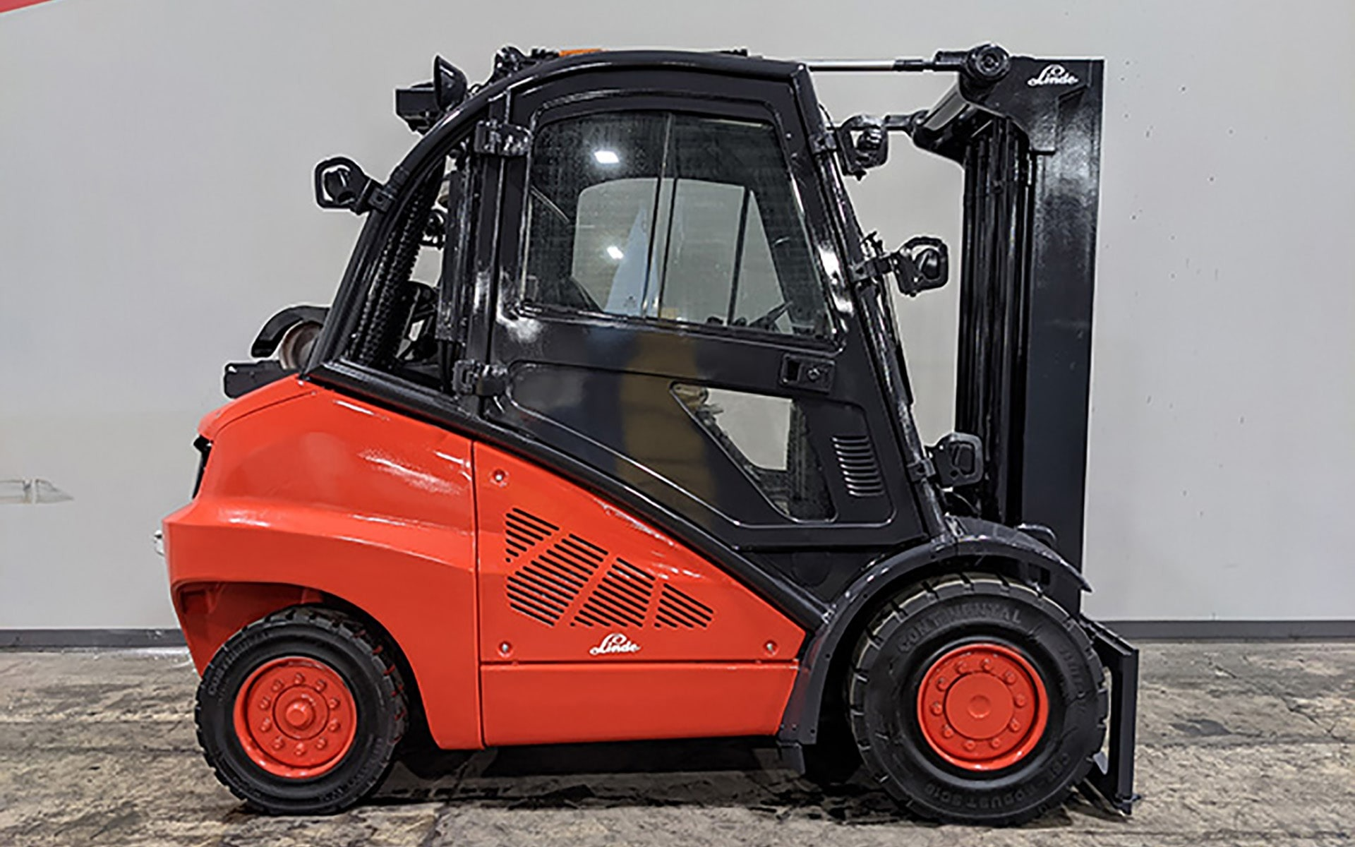 Used 2016 LINDE H50T  | Cary, IL