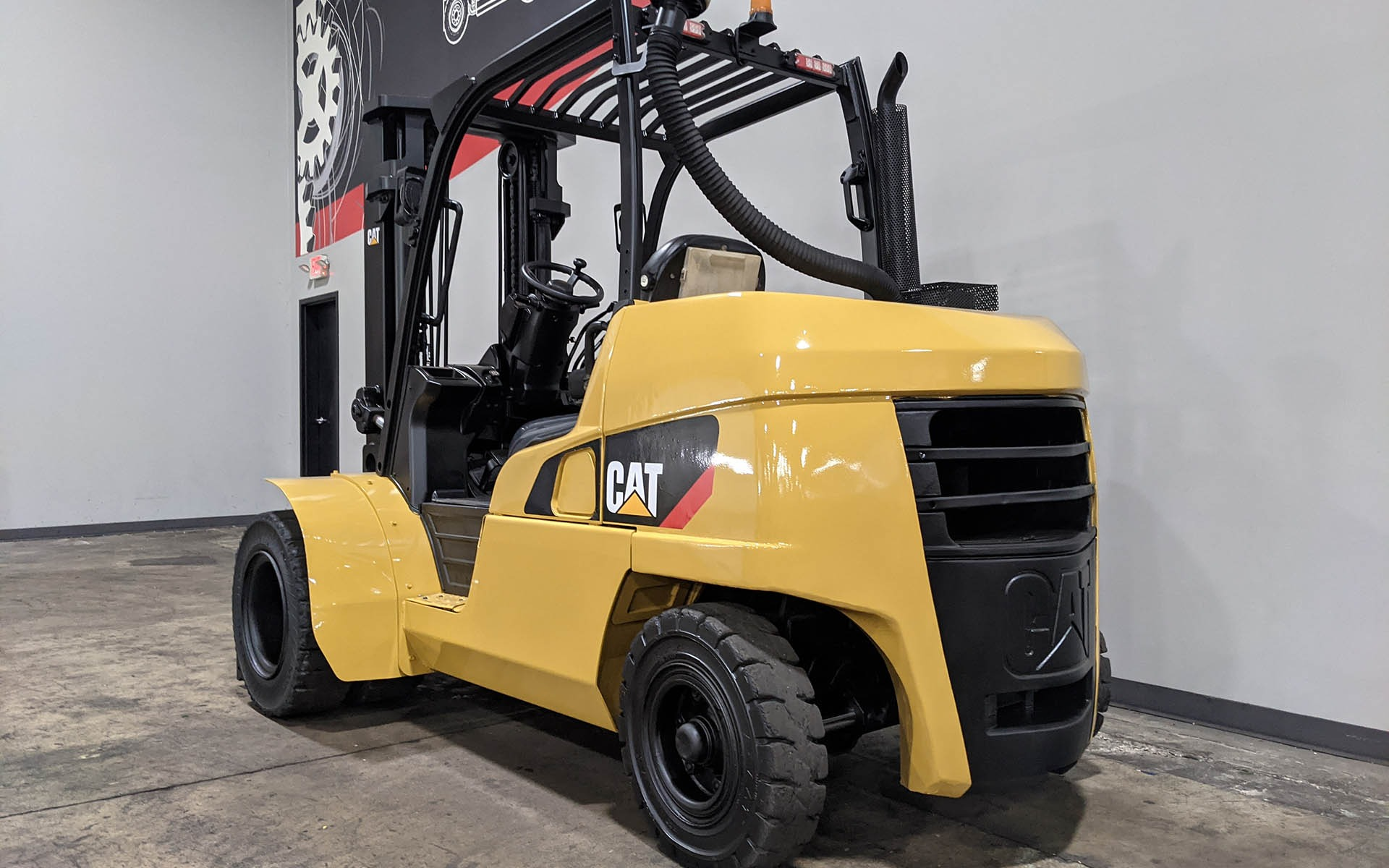 Used 2015 CATERPILLAR DP50CN1  | Cary, IL