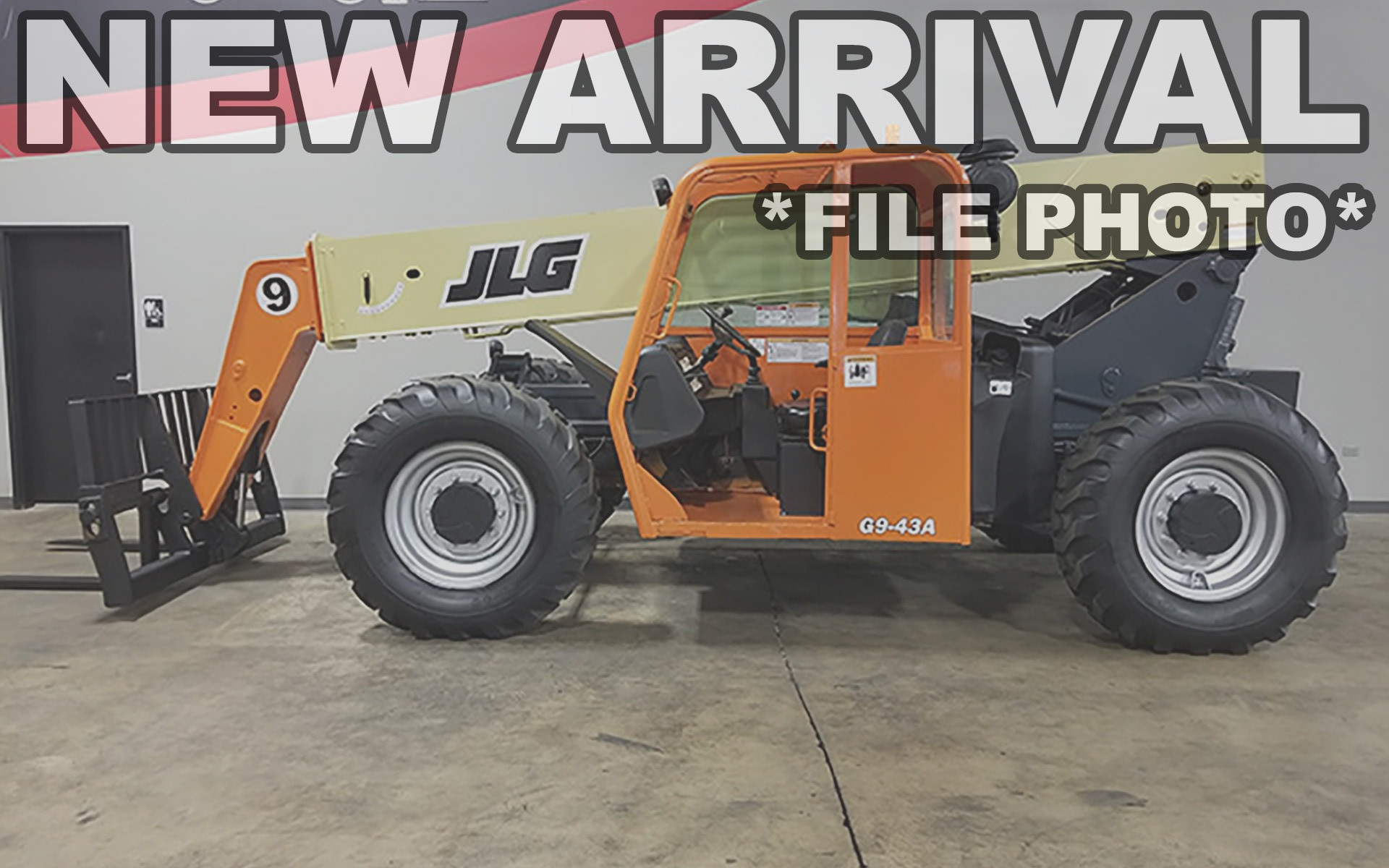 Used 2005 JLG G9-43A  | Cary, IL
