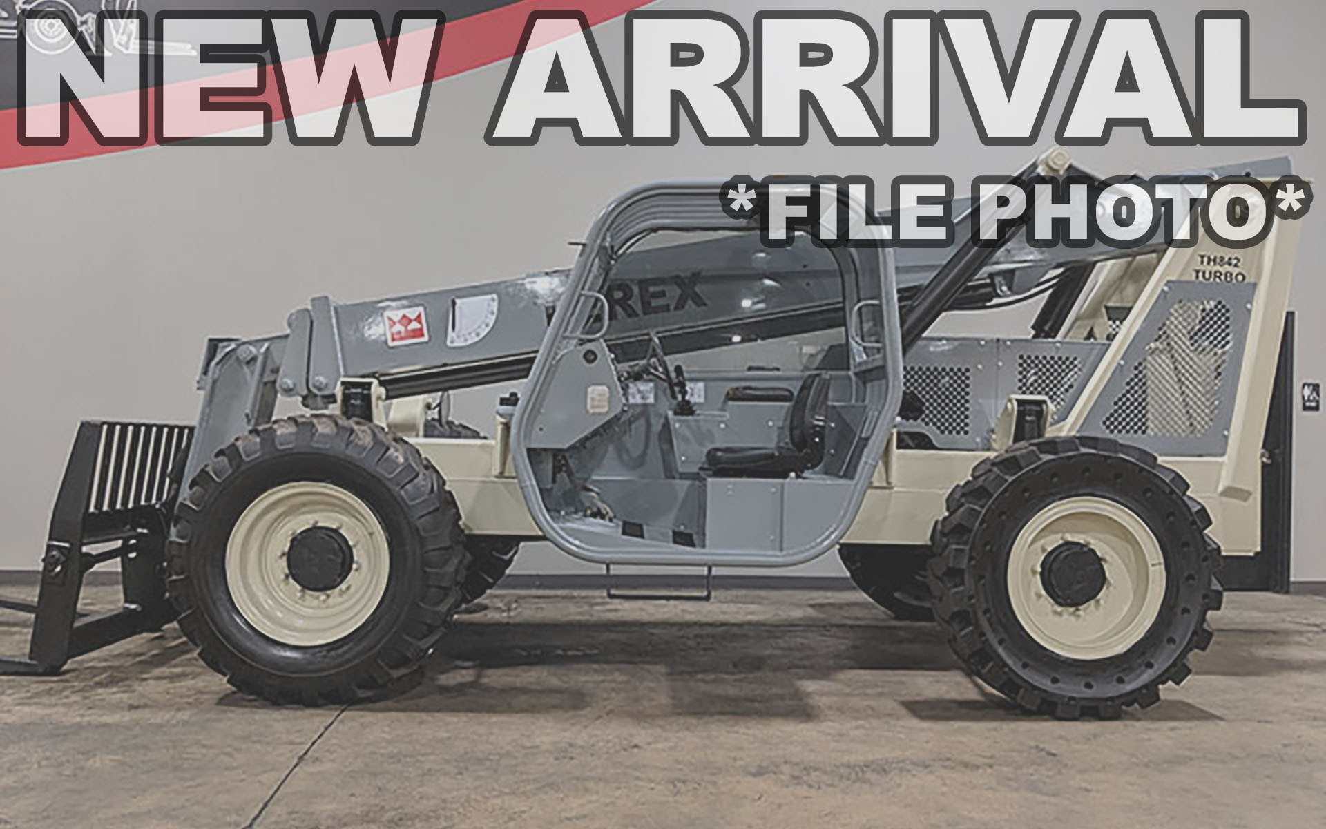 Used 2004 TEREX TH842C  | Cary, IL