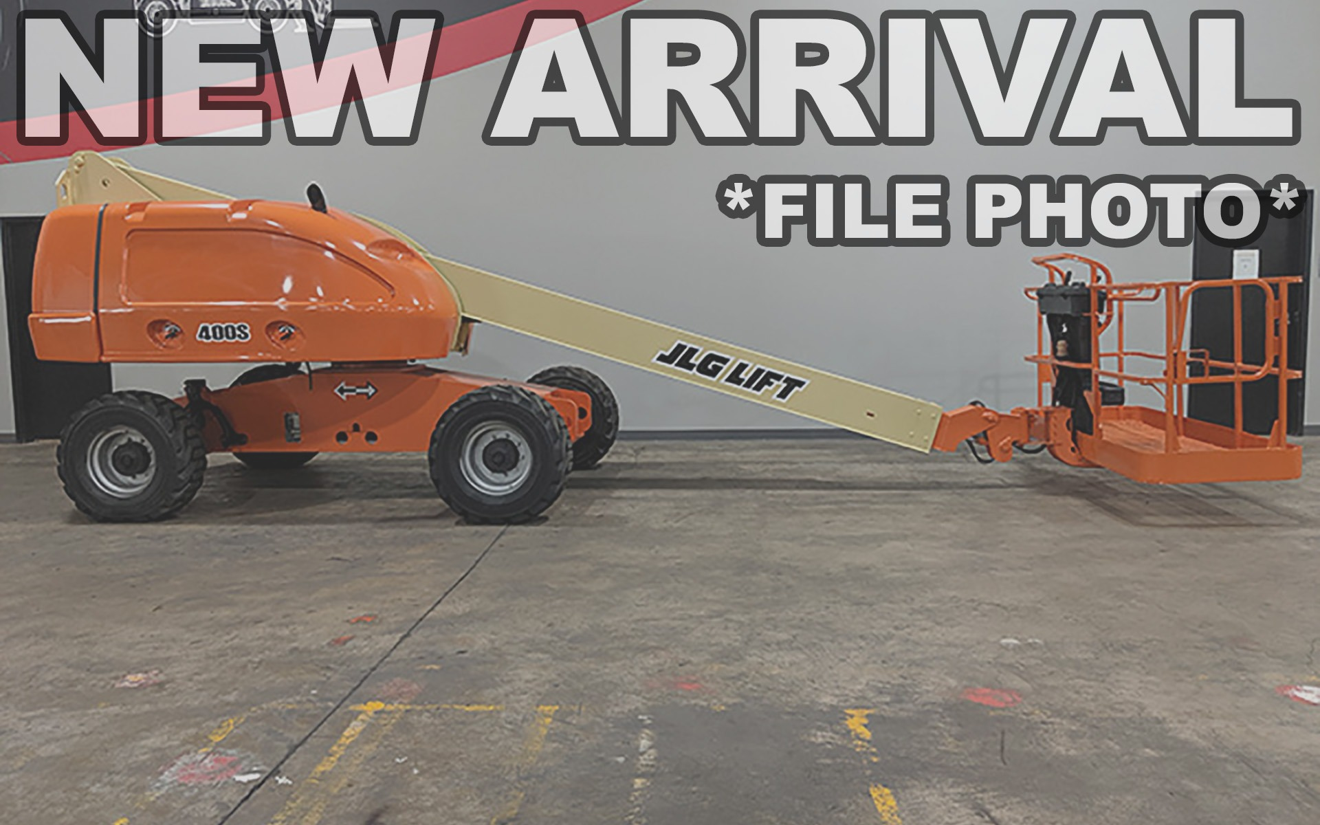 Used 2008 JLG 400S  | Cary, IL