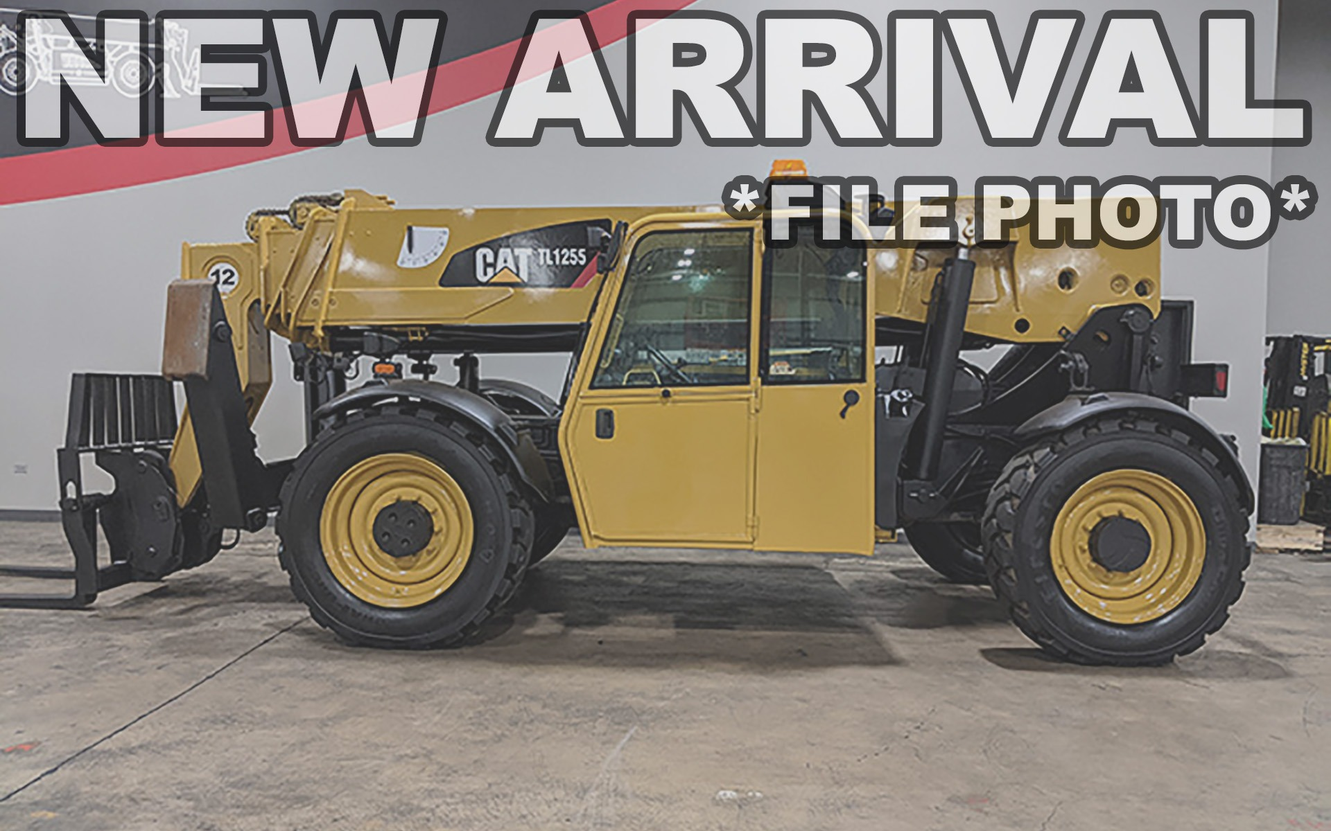 Used 2007 CATERPILLAR TL1255  | Cary, IL