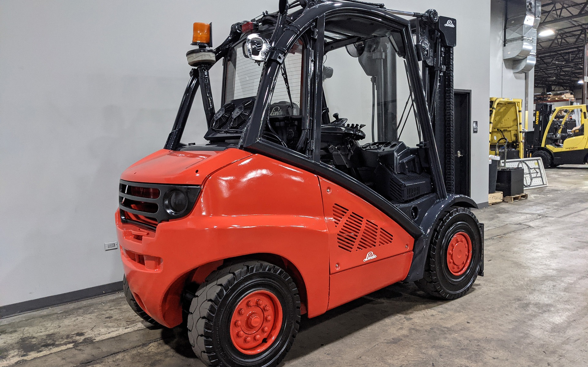 Used 2011 LINDE H50D    Cary, IL