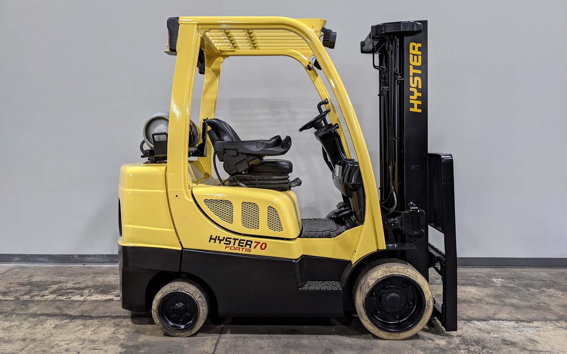 Used 2015 HYSTER S70FT  | Cary, IL