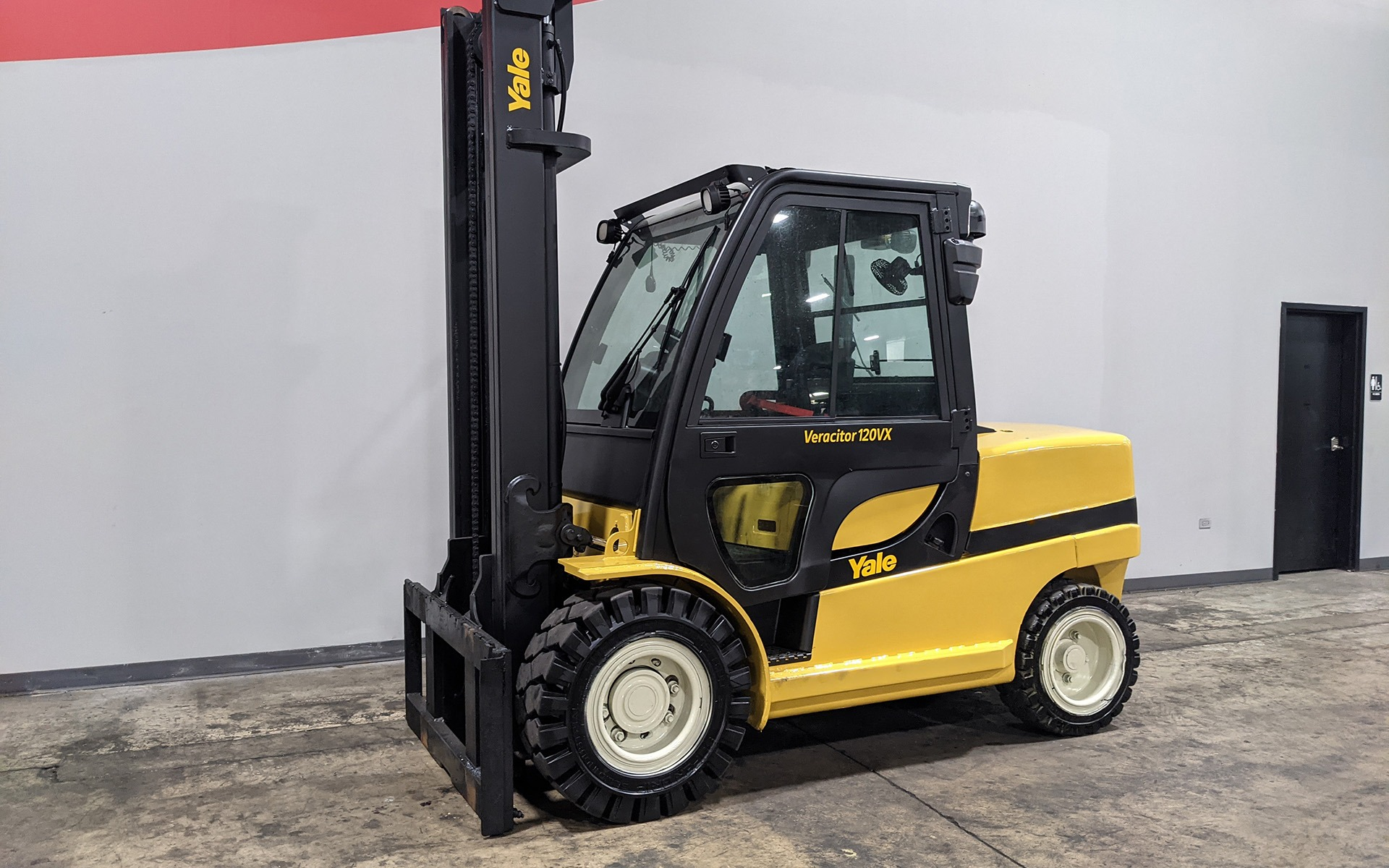 Used 2013 YALE GDP120VX    Cary, IL