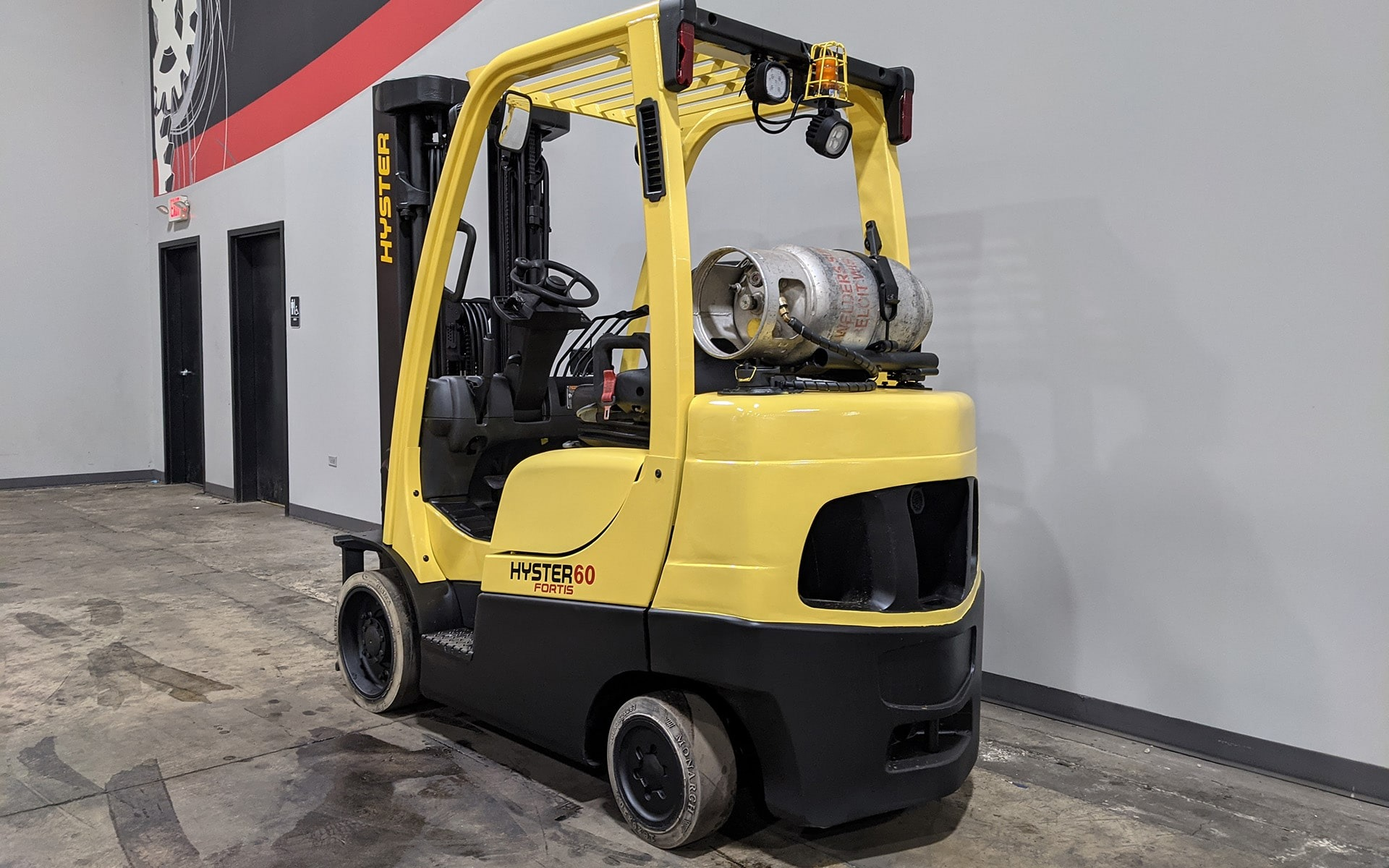 Used 2016 HYSTER S60FT  | Cary, IL