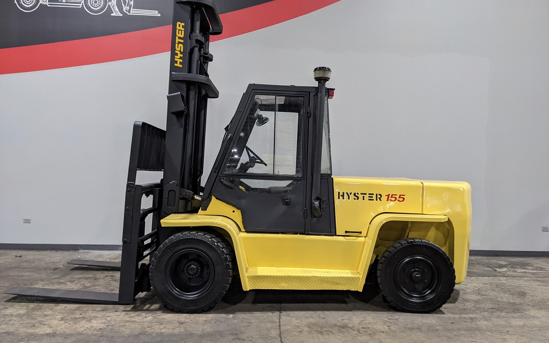 Used 2007 HYSTER H155XL  | Cary, IL