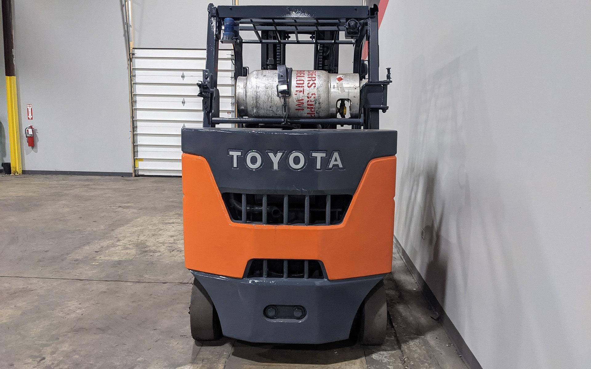 Used 2015 TOYOTA 8FGC35U-BCS  | Cary, IL