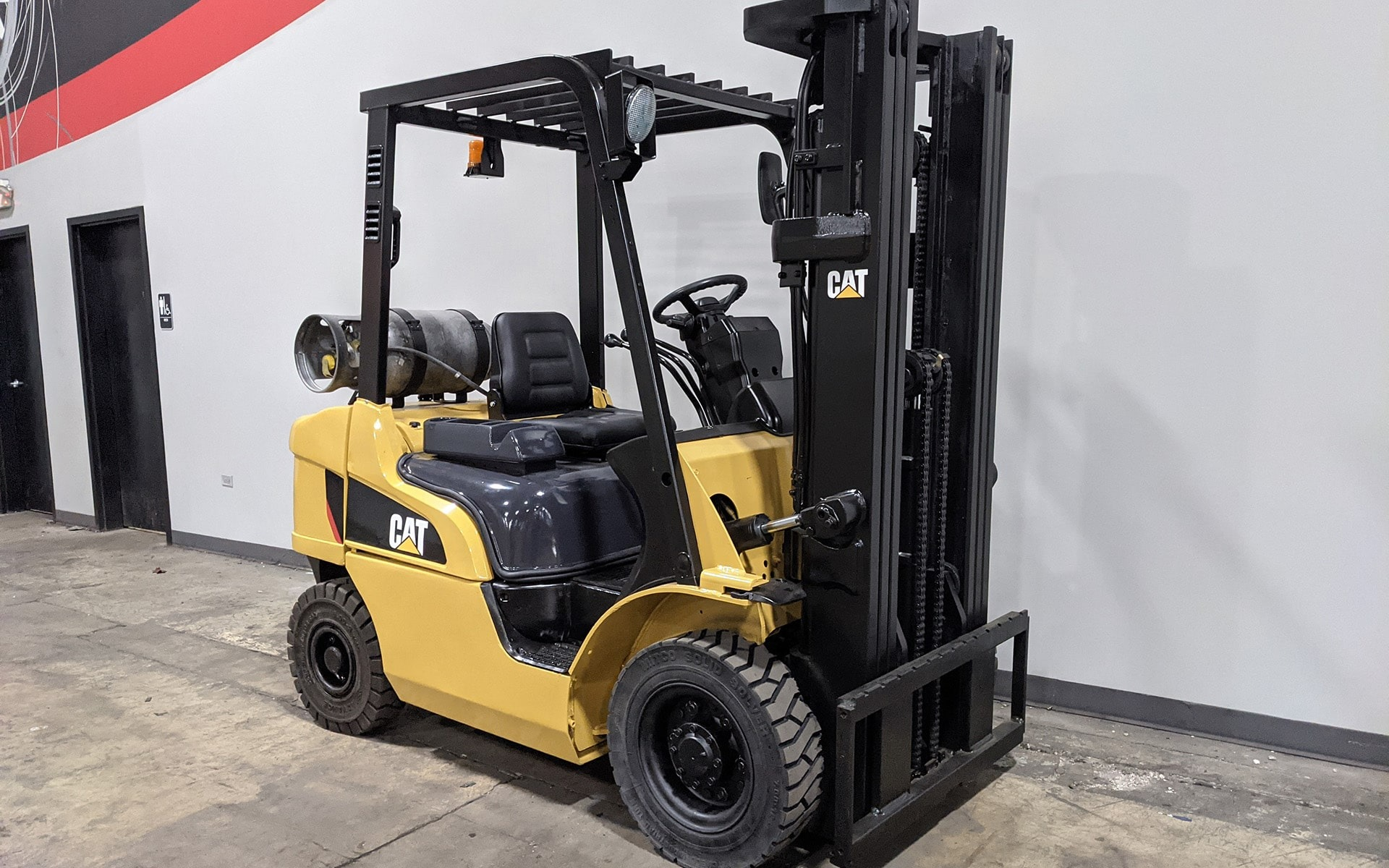 Used 2017 CATERPILLAR GP25N  | Cary, IL