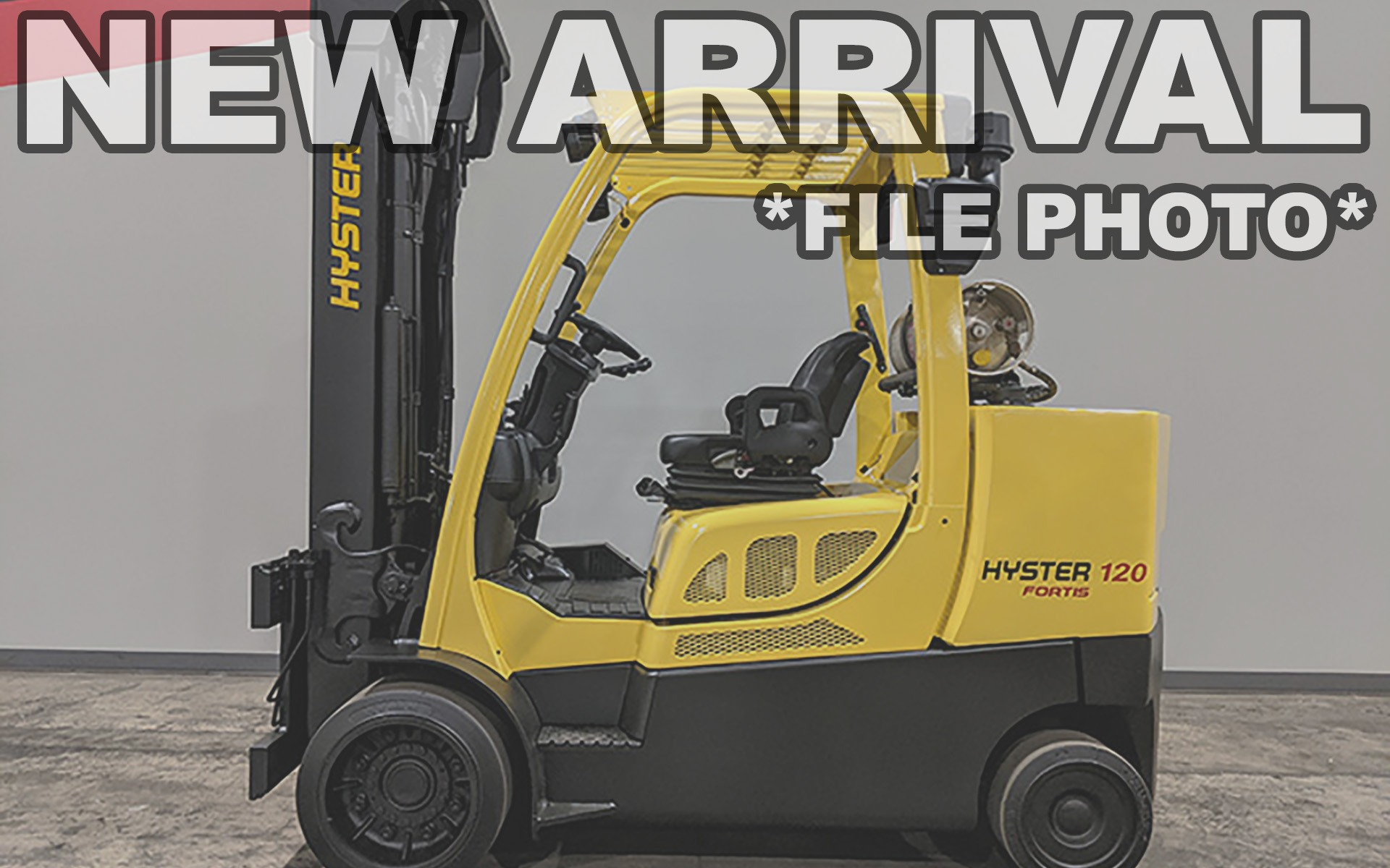 Used 2018 HYSTER S120FT-PRS  | Cary, IL