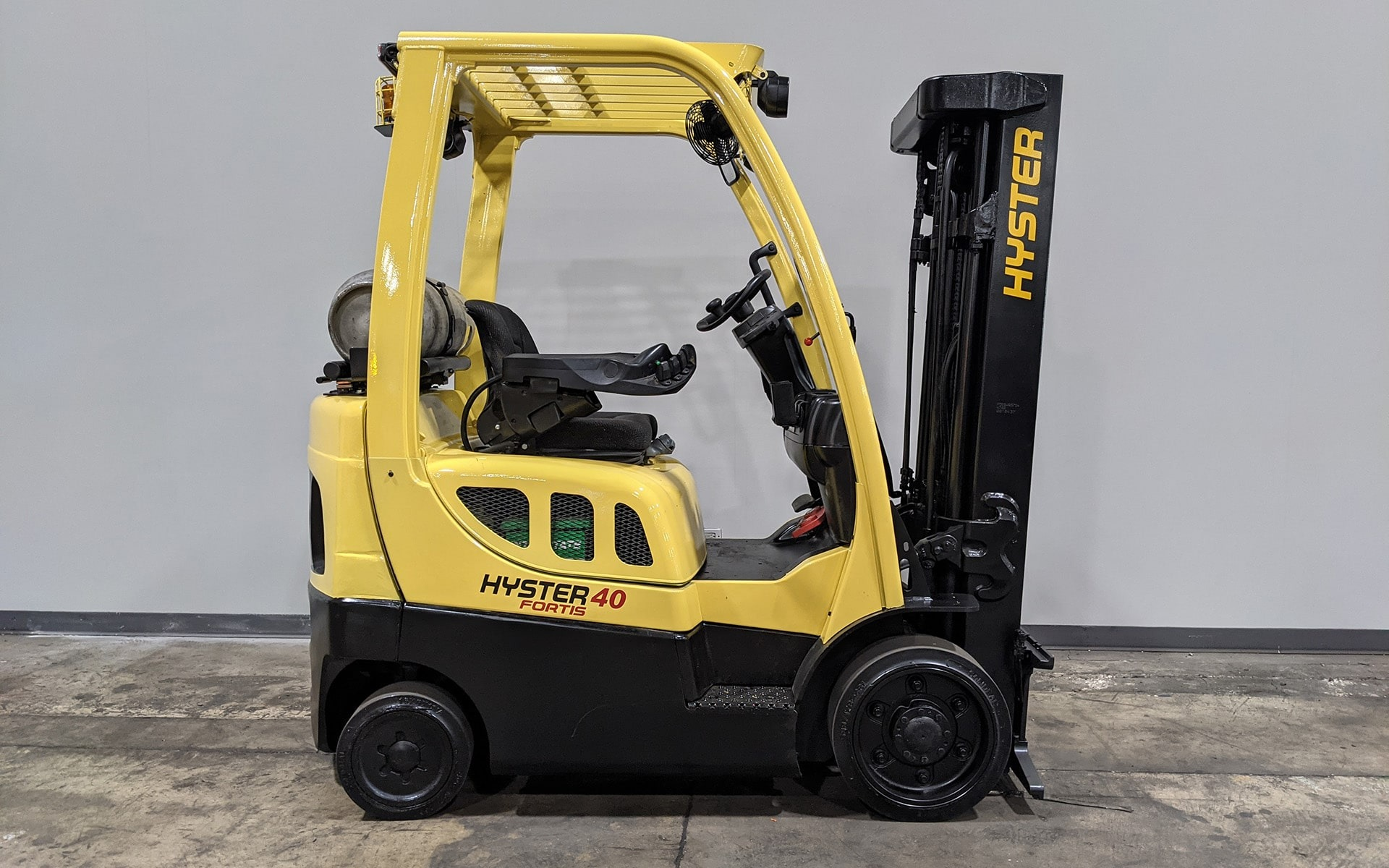 Used 2014 HYSTER S40FT  | Cary, IL