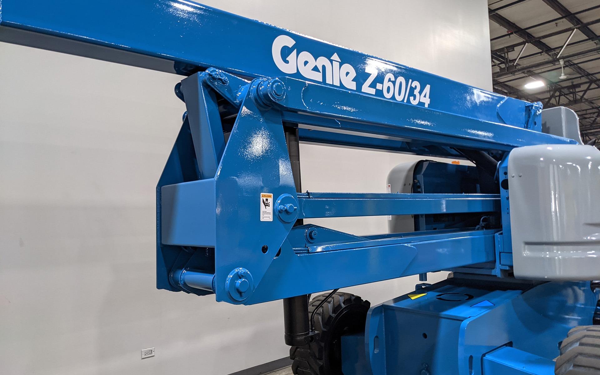 Used 2012 GENIE Z60/34    Cary, IL