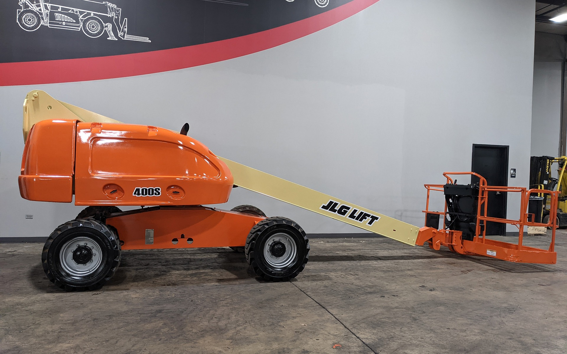 Used 2003 JLG 400S  | Cary, IL