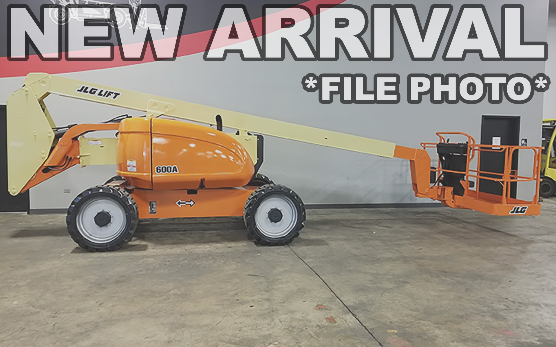 Used 2012 JLG 600A  | Cary, IL
