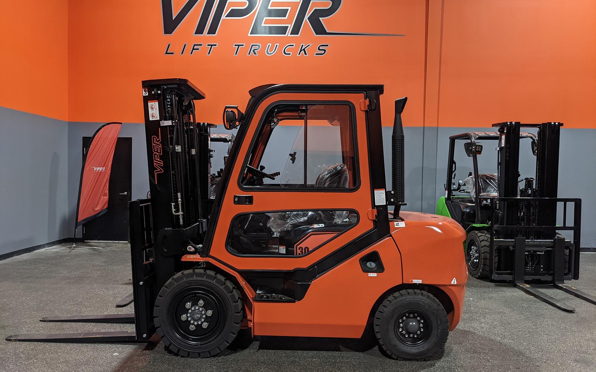New 2021 VIPER FD30    Cary, IL