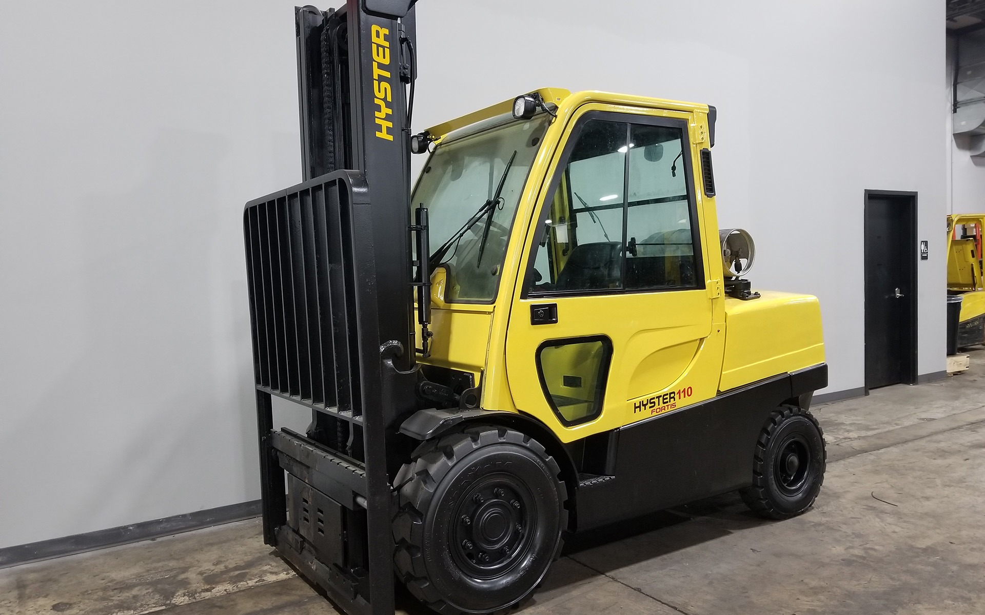 Used 2007 HYSTER H110FT    Cary, IL