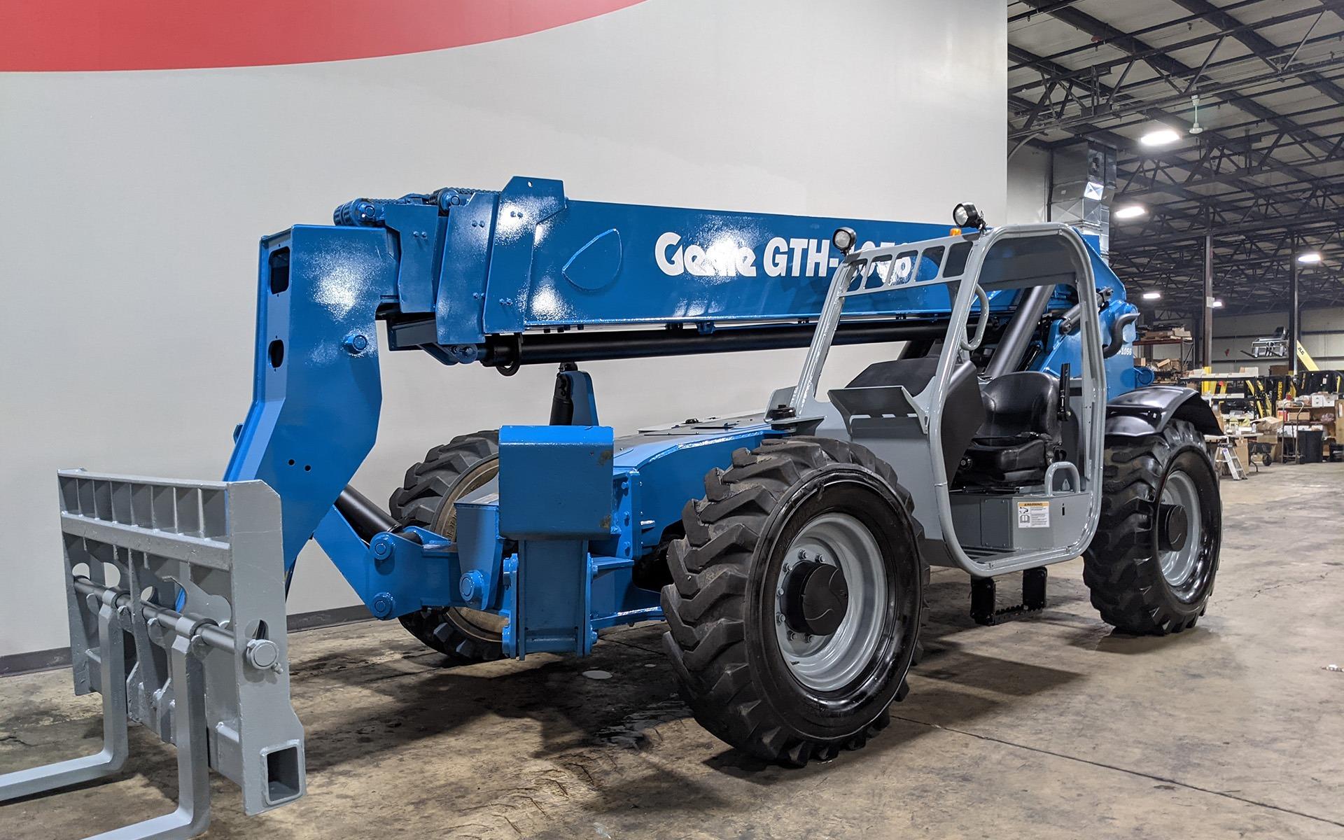 Used 2012 GENIE GTH 1056  | Cary, IL