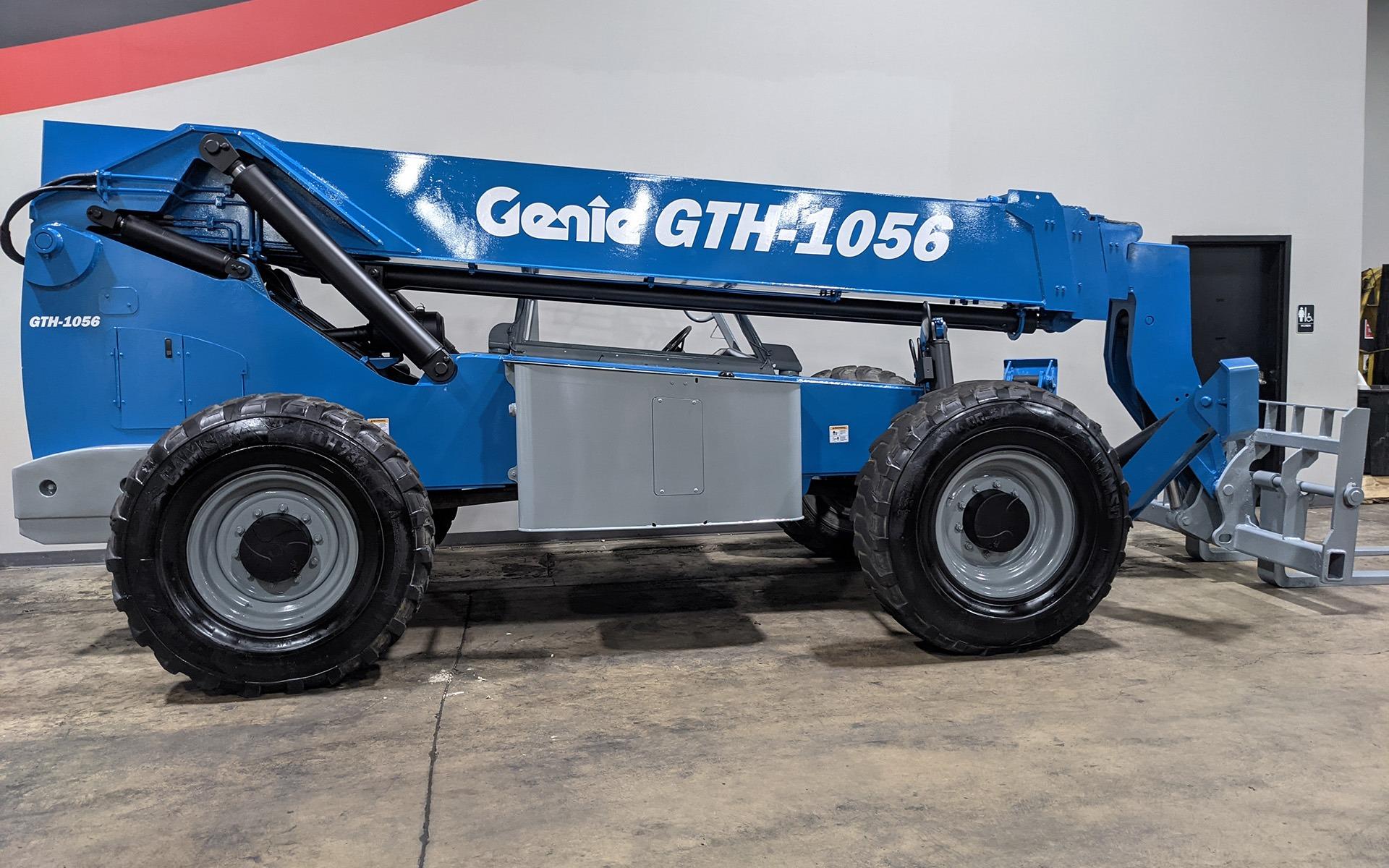 Used 2012 GENIE GTH1056    Cary, IL