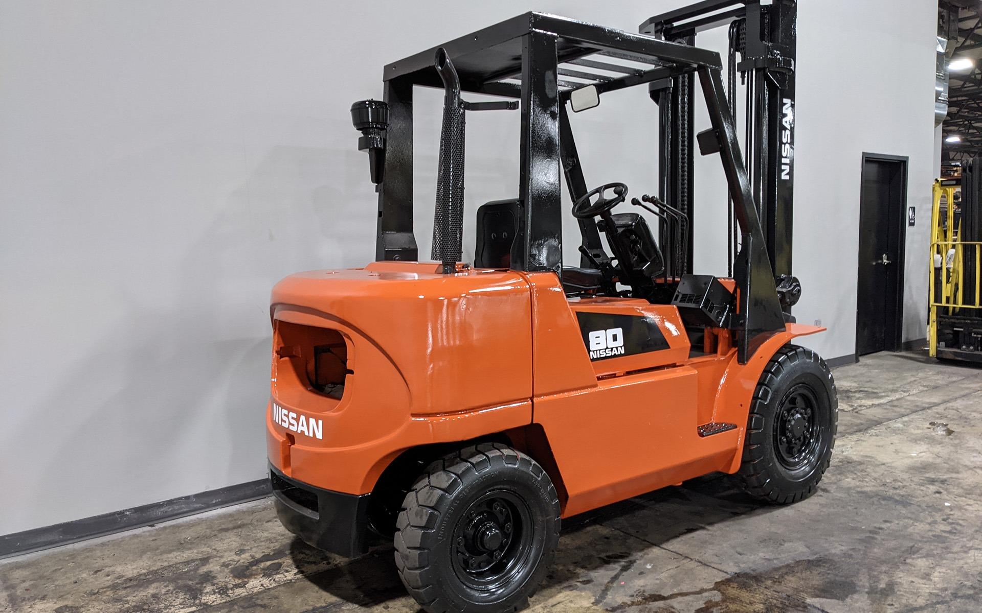 Used 2008 NISSAN F04V40V  | Cary, IL