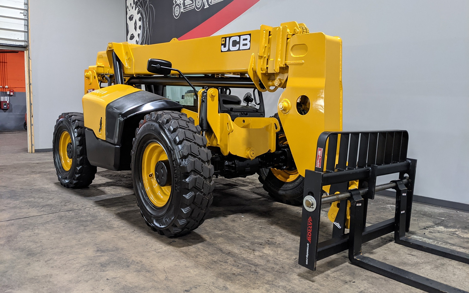 Used 2014 JCB 509-42  | Cary, IL
