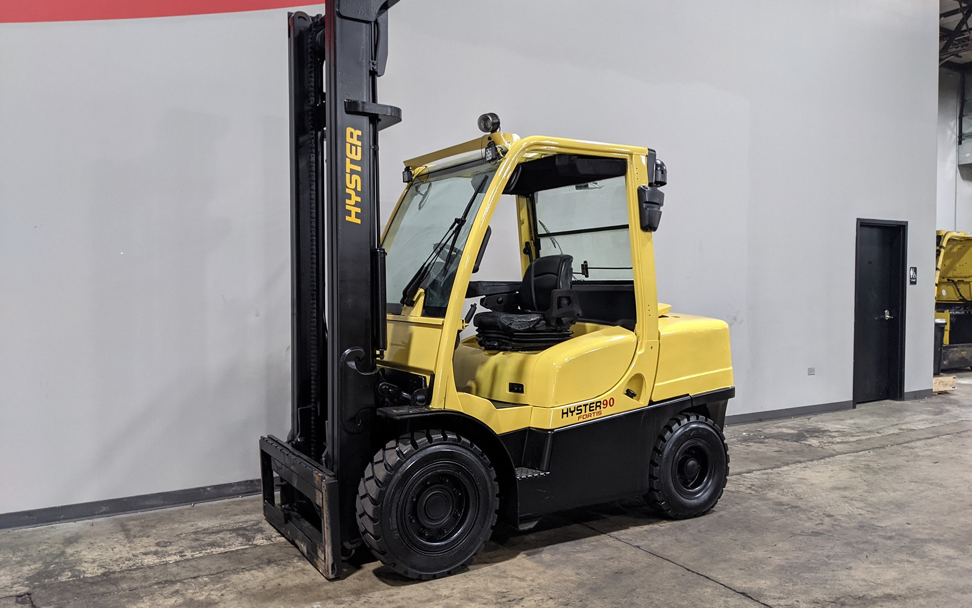 Used 2010 HYSTER H90FT  | Cary, IL