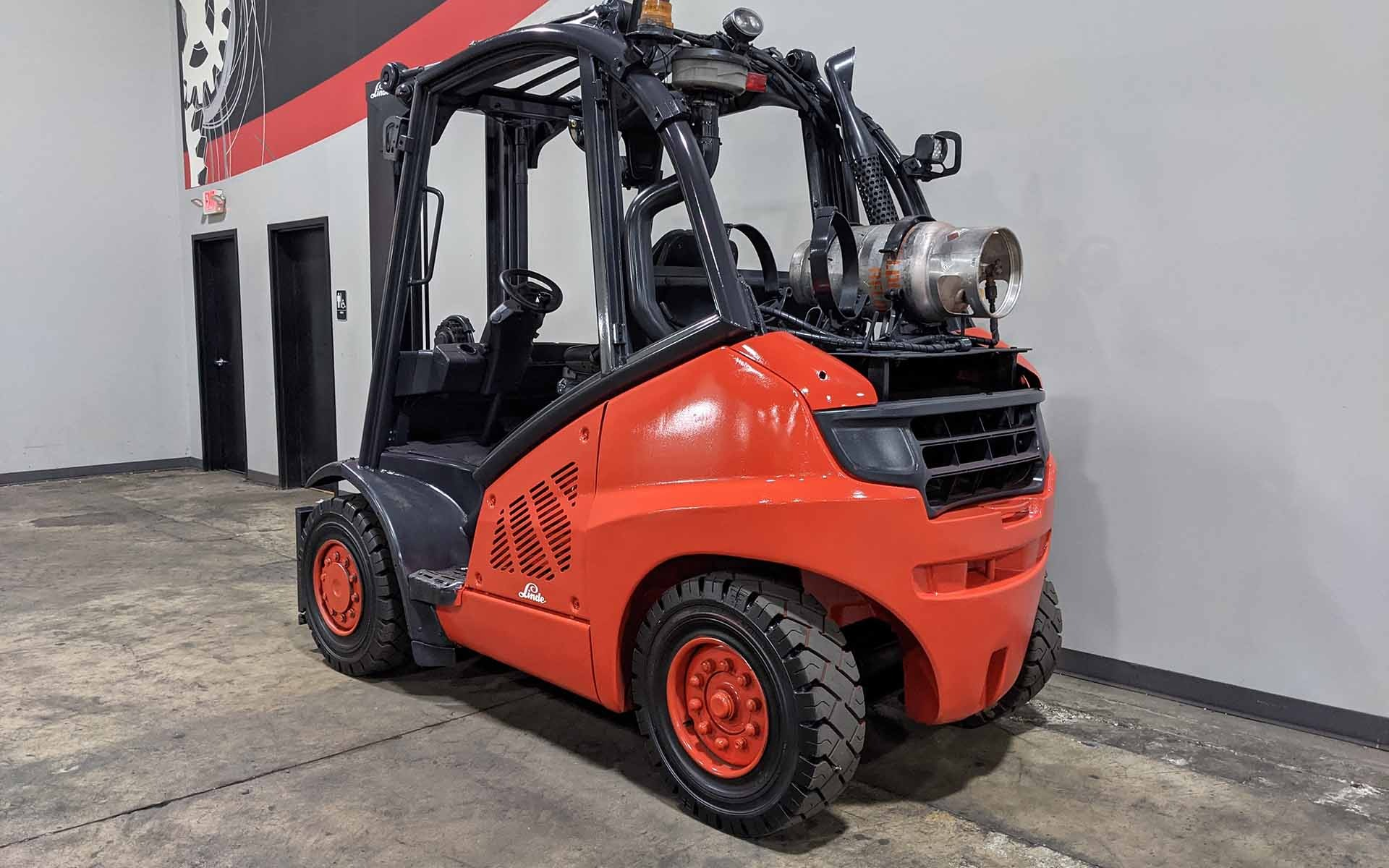 Used 2016 LINDE H40T  | Cary, IL