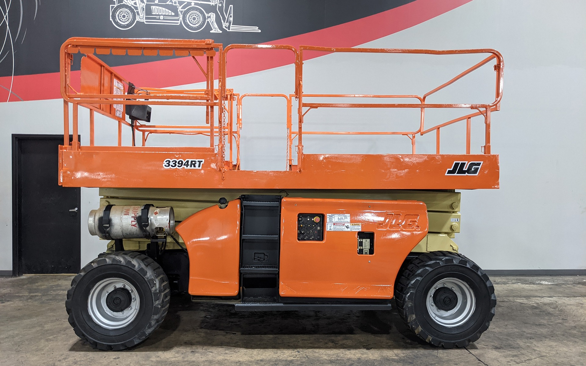 Used 2004 JLG 3394RT  | Cary, IL