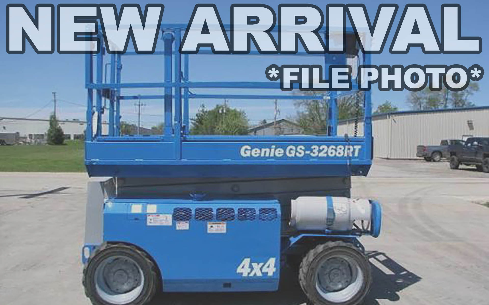 Used 2006 GENIE GS-2668RT  | Cary, IL
