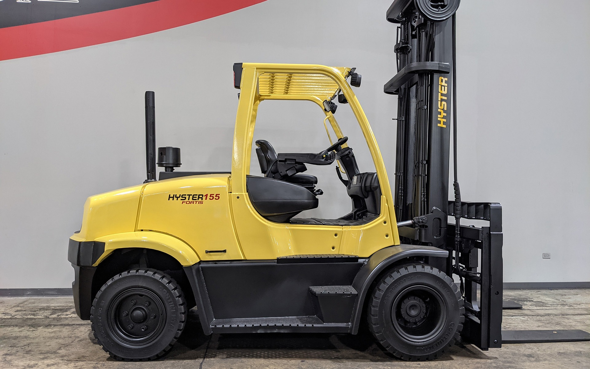 Used 2015 HYSTER H155FT    Cary, IL