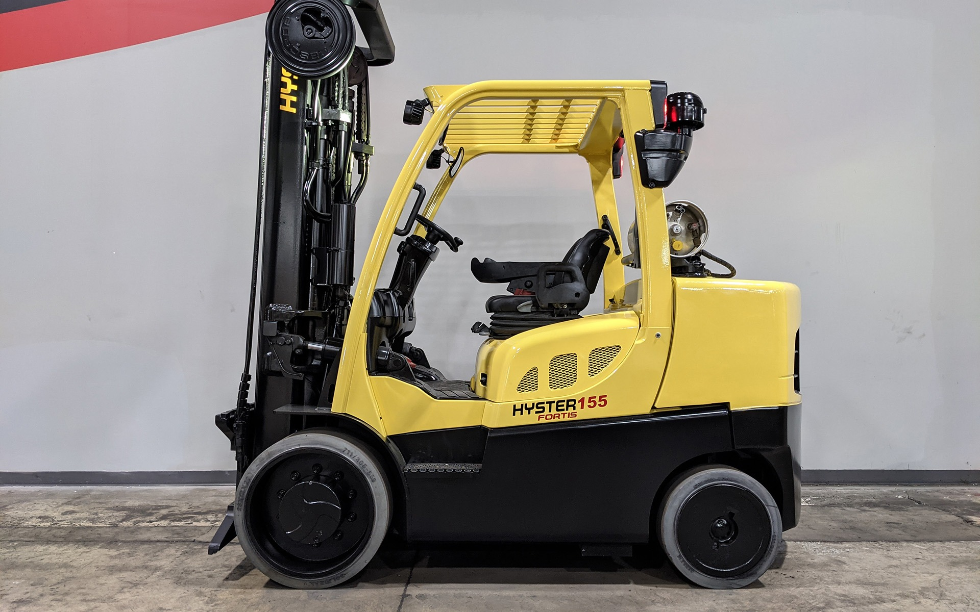 Used 2016 HYSTER S155FT  | Cary, IL