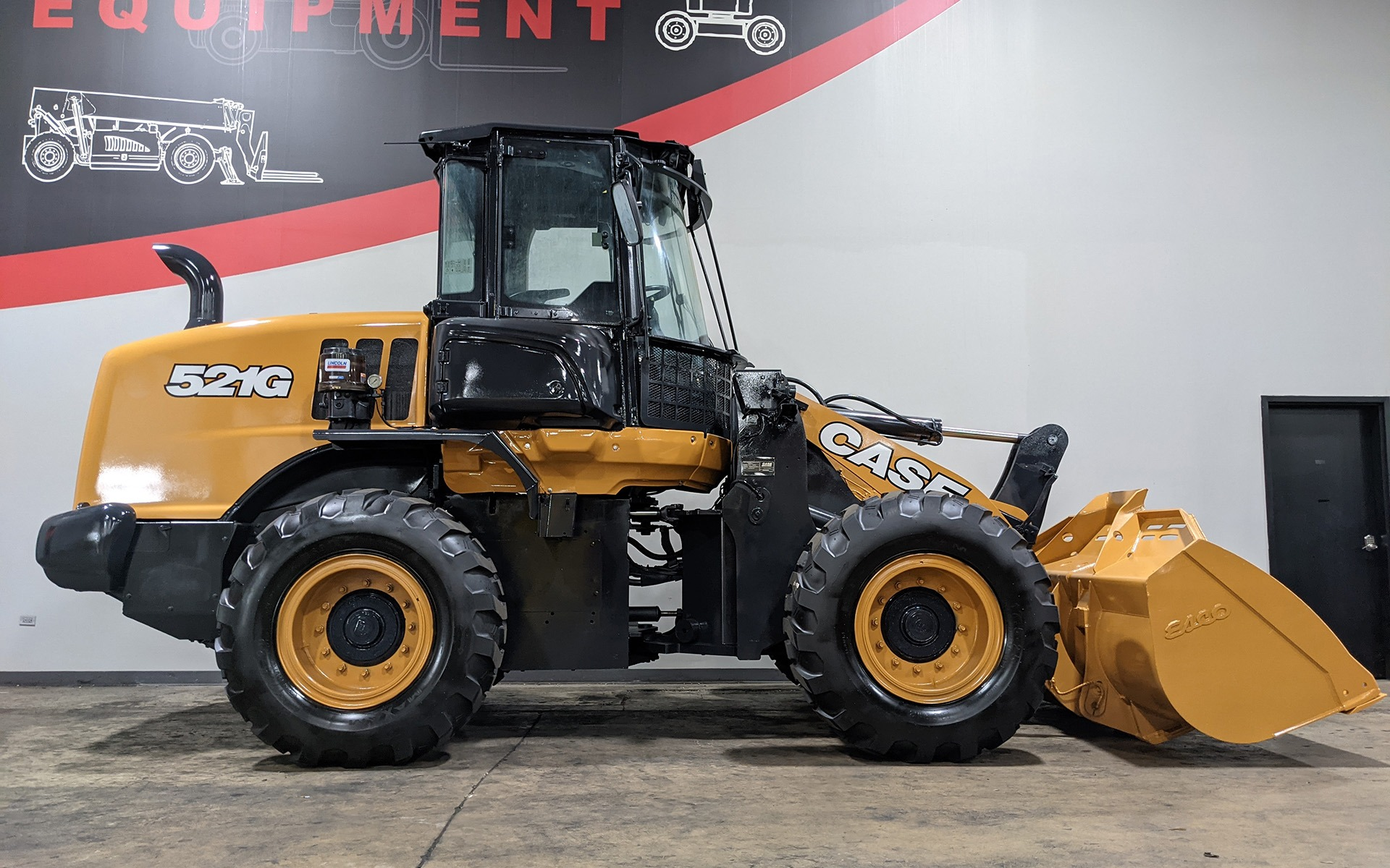 Used 2017 CASE 521G  | Cary, IL