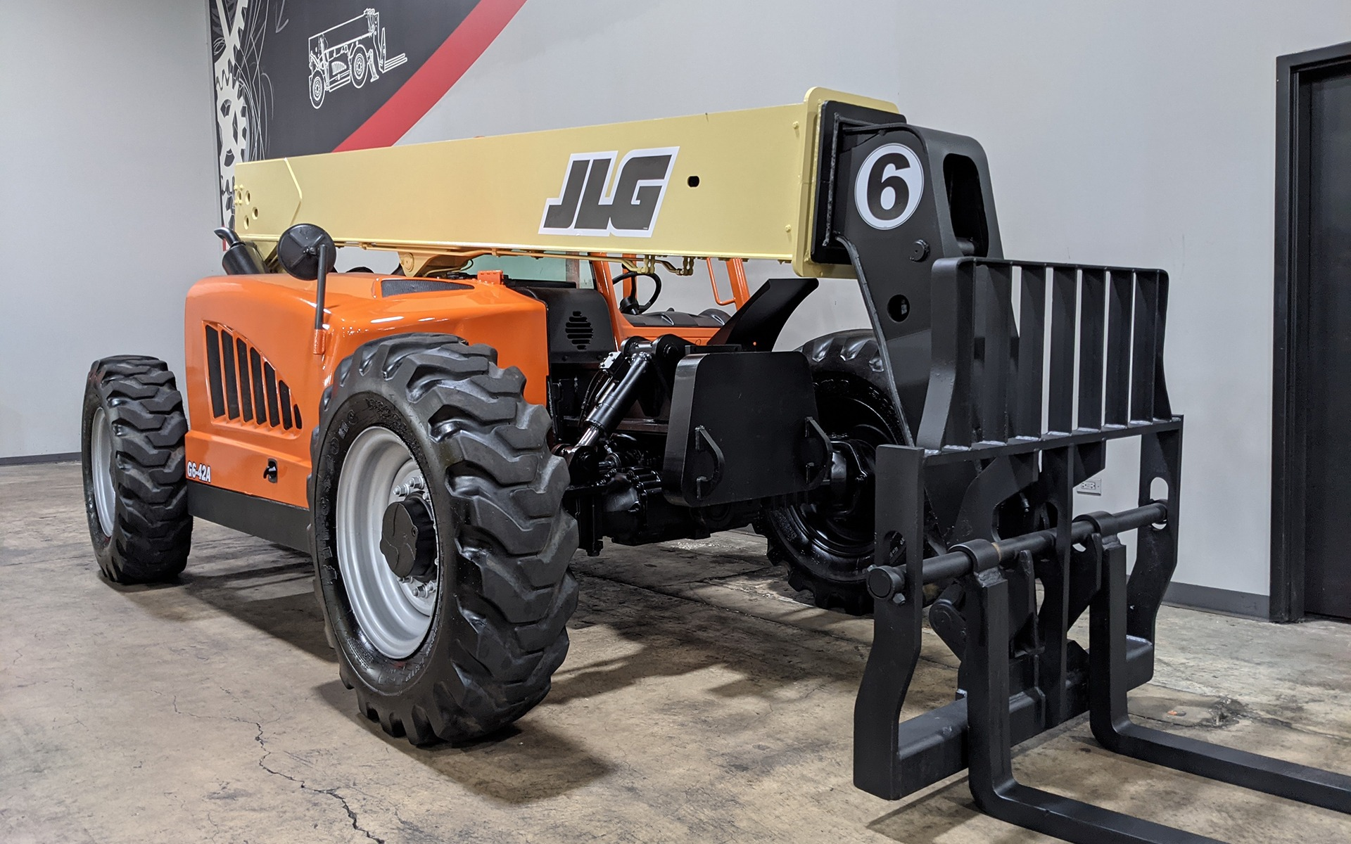 Used 2012 JLG G6-42A  | Cary, IL