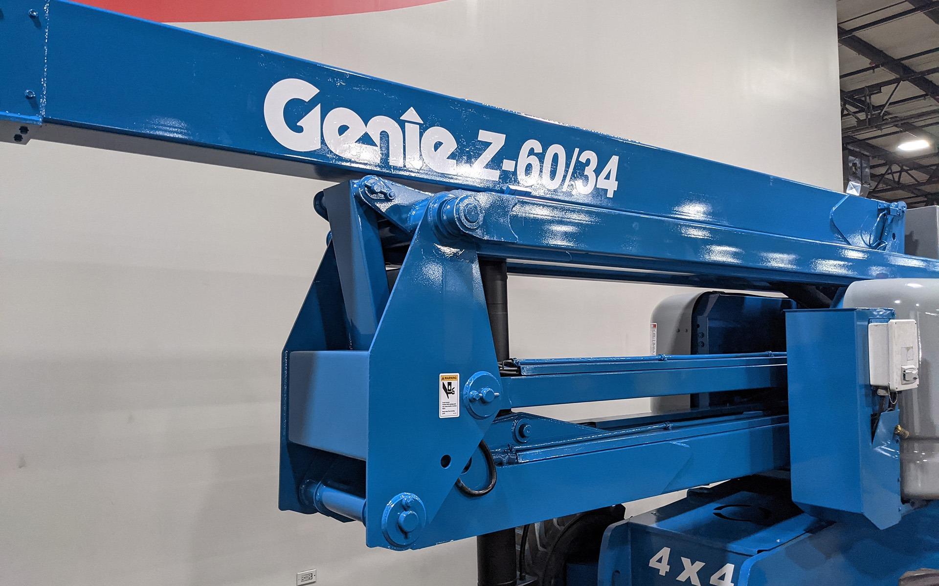 Used 2008 GENIE Z60/34    Cary, IL