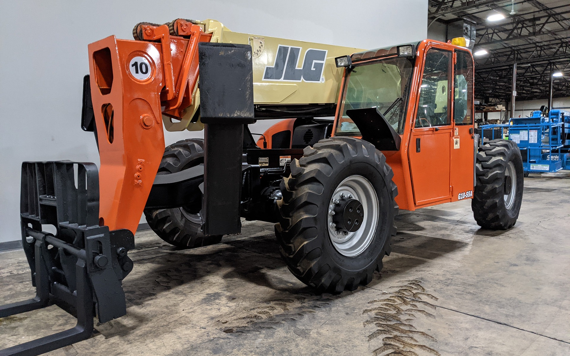 Used 2006 JLG G10-55A    Cary, IL