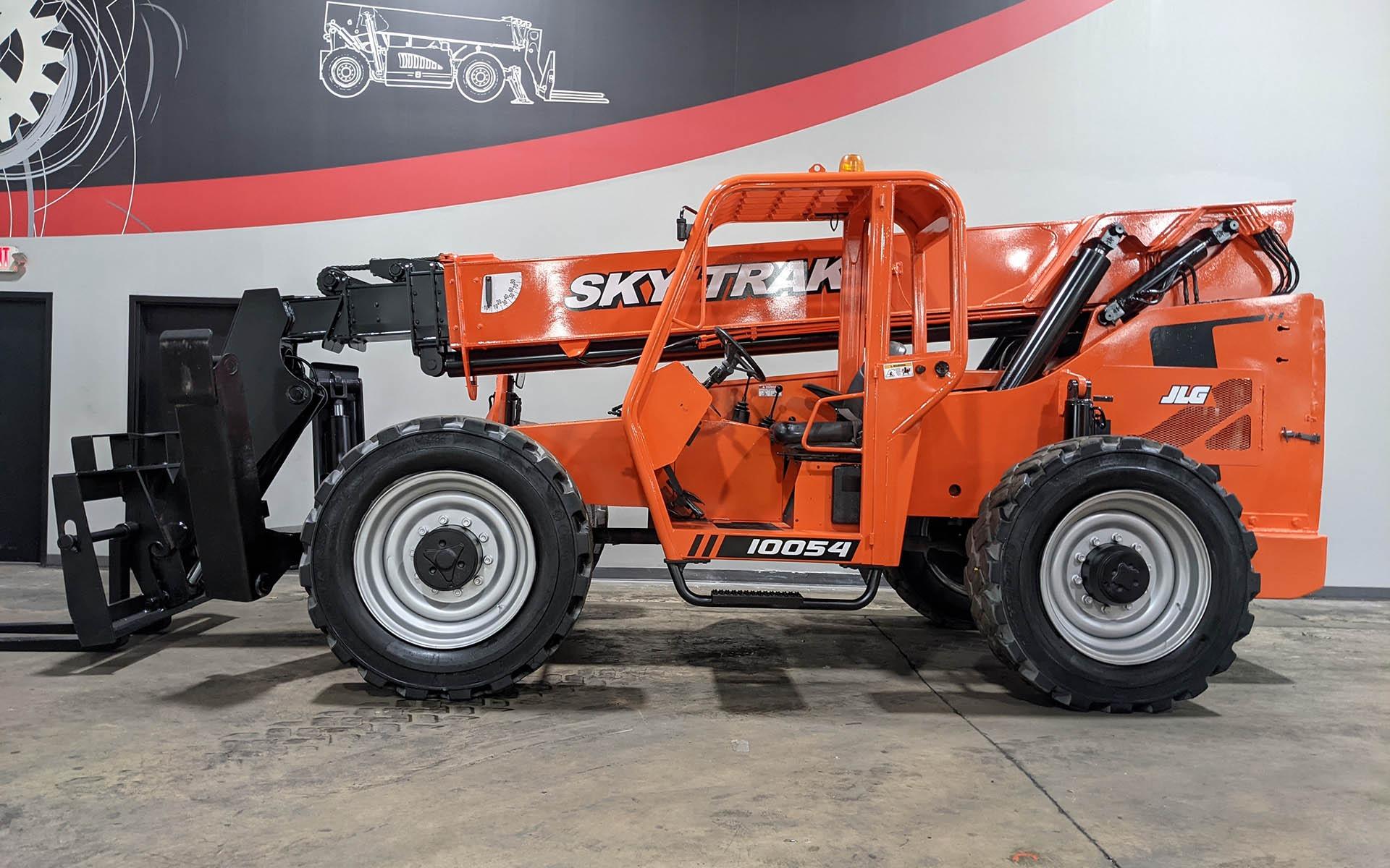 Used 2012 SKYTRAK 10054  | Cary, IL